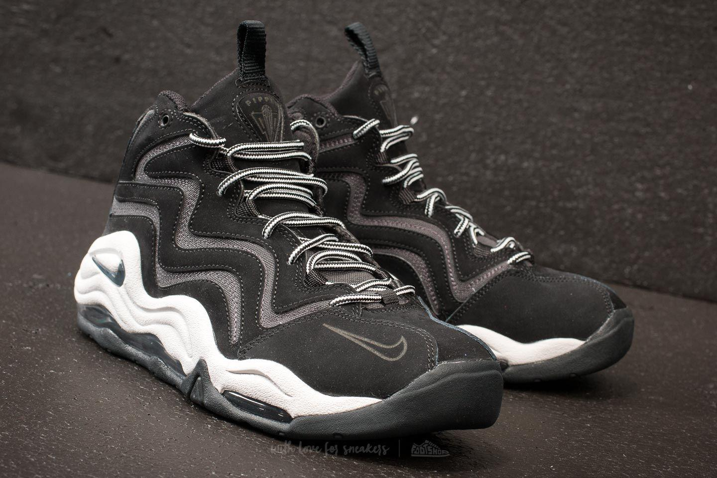 online retailer fcd85 fb802 Lyst - Nike Air Pippen Black Anthracite-vast Grey in Gray fo