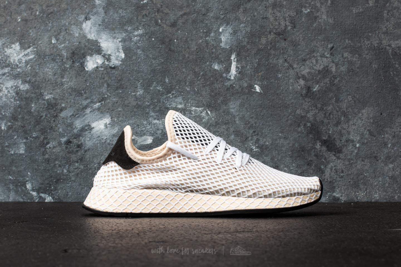 4a353211bc6e Lyst - adidas Originals Adidas Deerupt Runner W Linen linen ecru Tint