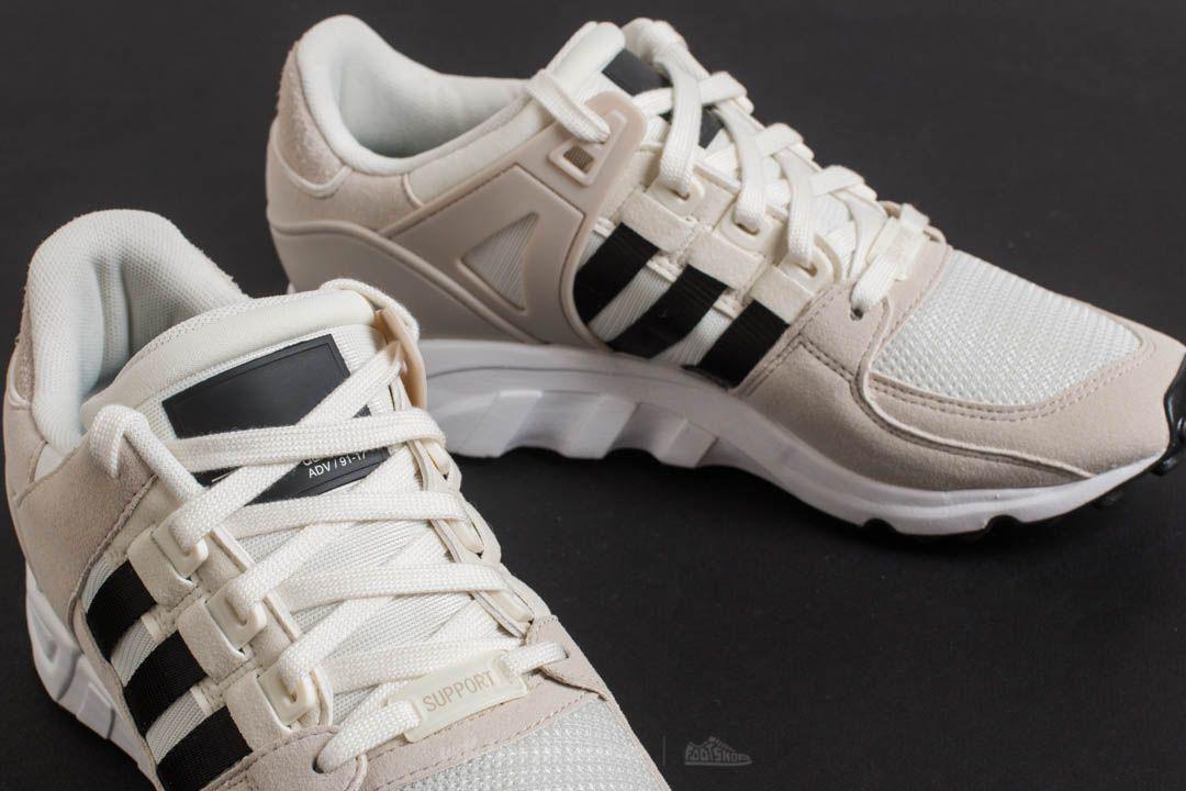 84a7e06066d5 Lyst - adidas Originals Adidas Eqt Support Rf Off White  Core Black ...