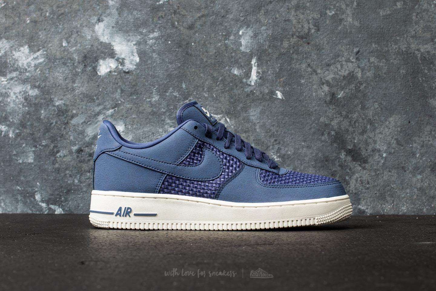 5ee3adfab70 Lyst - Nike Air Force 1 Low Blue Recall  Blue Recall-sail in Blue ...