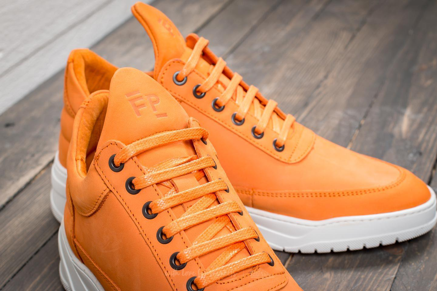 368bbe96687e Lyst - Filling Pieces Low Top Astro Ejura  Clementine for Men