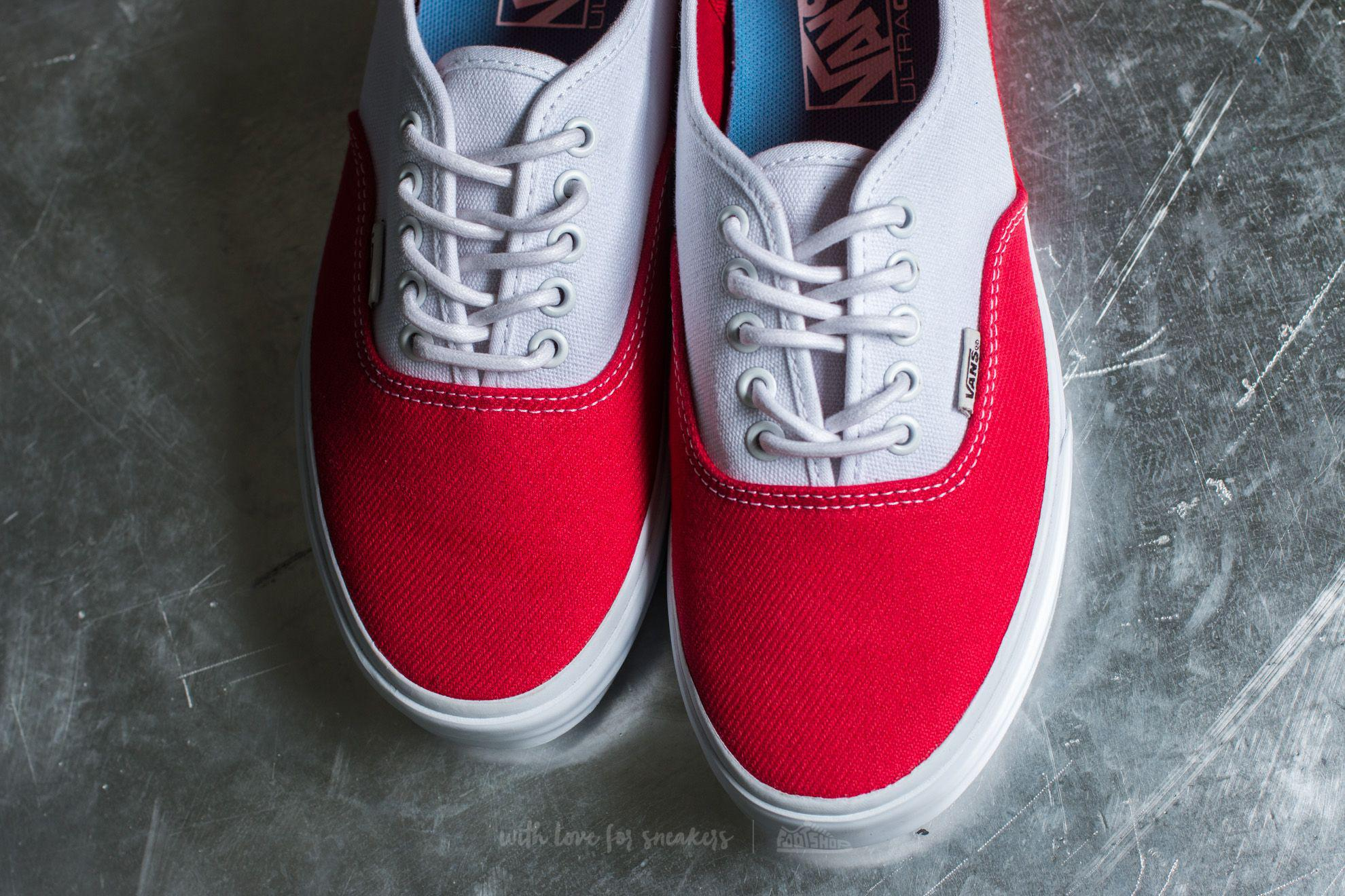 95f54d1bd30 Lyst - Vans Authentic Dx (blocked) True White  Raci for Men