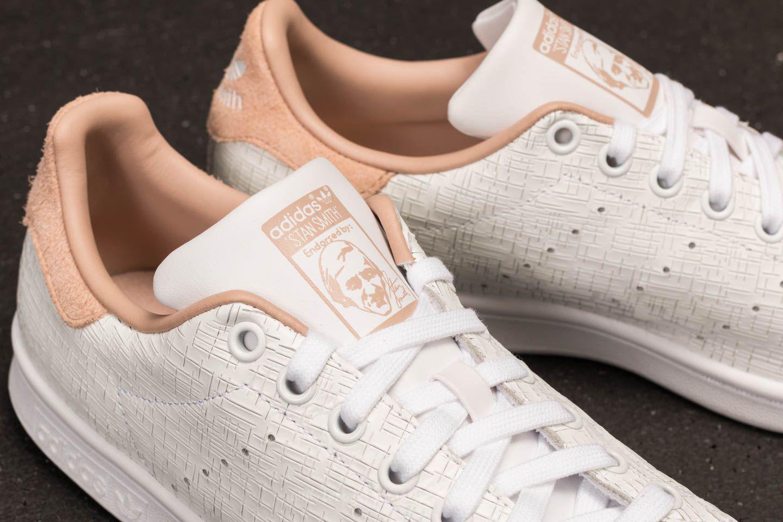 Lyst - adidas Originals Adidas Stan Smith W Ftw White  Ftw White ... 73dadd986a2b