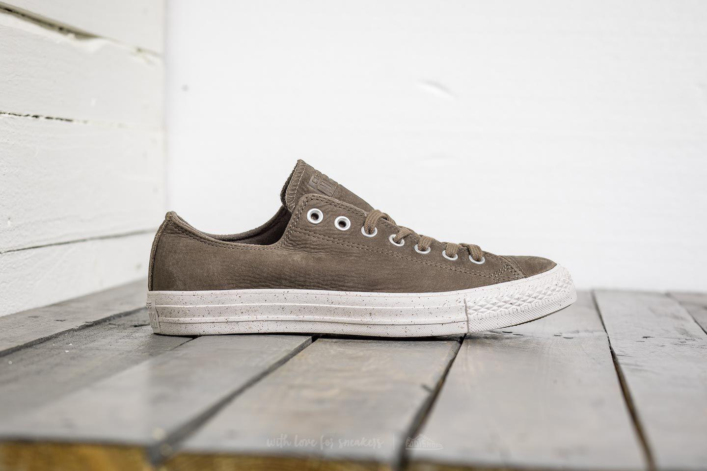 Lyst - Converse Chuck Taylor All Star Ox Engine Smoke  Malted  Pale ... 179ab31a0