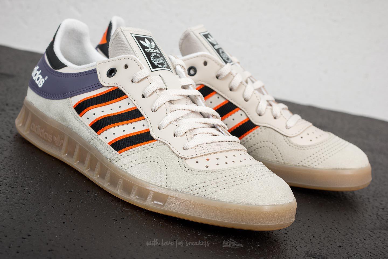 huge selection of f7a9a 91d2d Lyst - adidas Originals Adidas Handball Top Sesame  Core Black ...