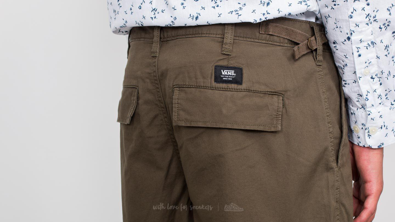 bf289bd3f98a92 Lyst - Vans Tremain Shorts Grape Leaf for Men