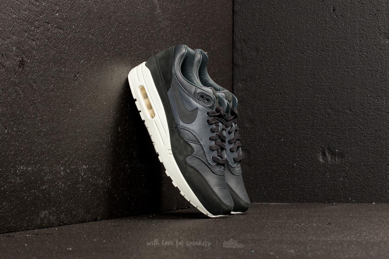 1d6d90ed80 Nike Lab Air Max 1 Pinnacle Black/ Anthracite-dark Grey in Gray for ...