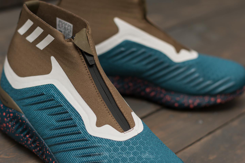 Lyst footshop adidas alphabounce zip m benzina notte / blu notte