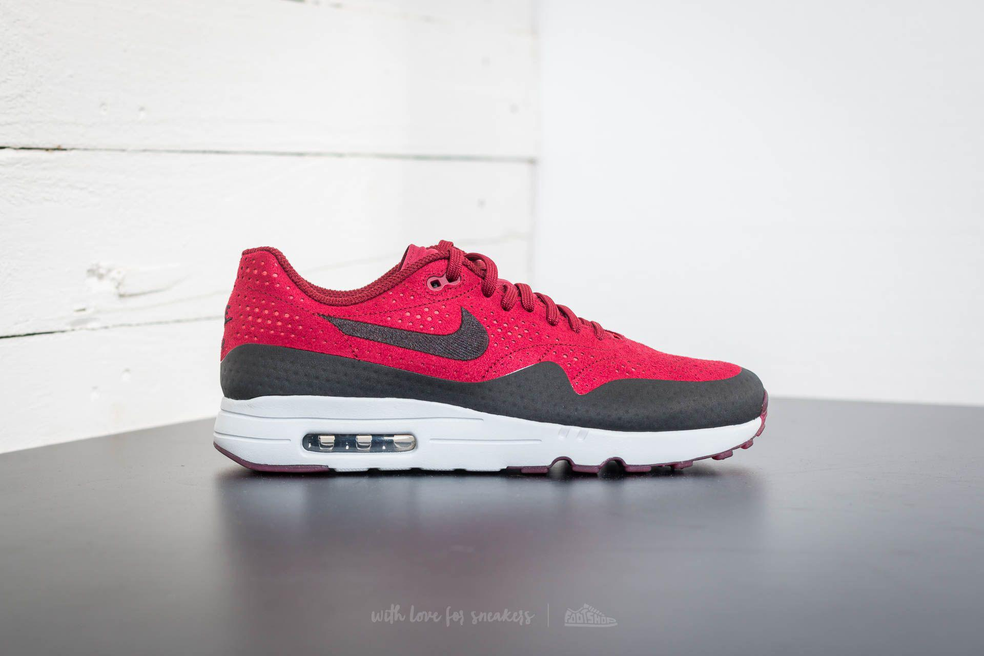 6a033372671fae ... 50% off lyst nike air max 1 ultra 2.0 moire team red black solar red