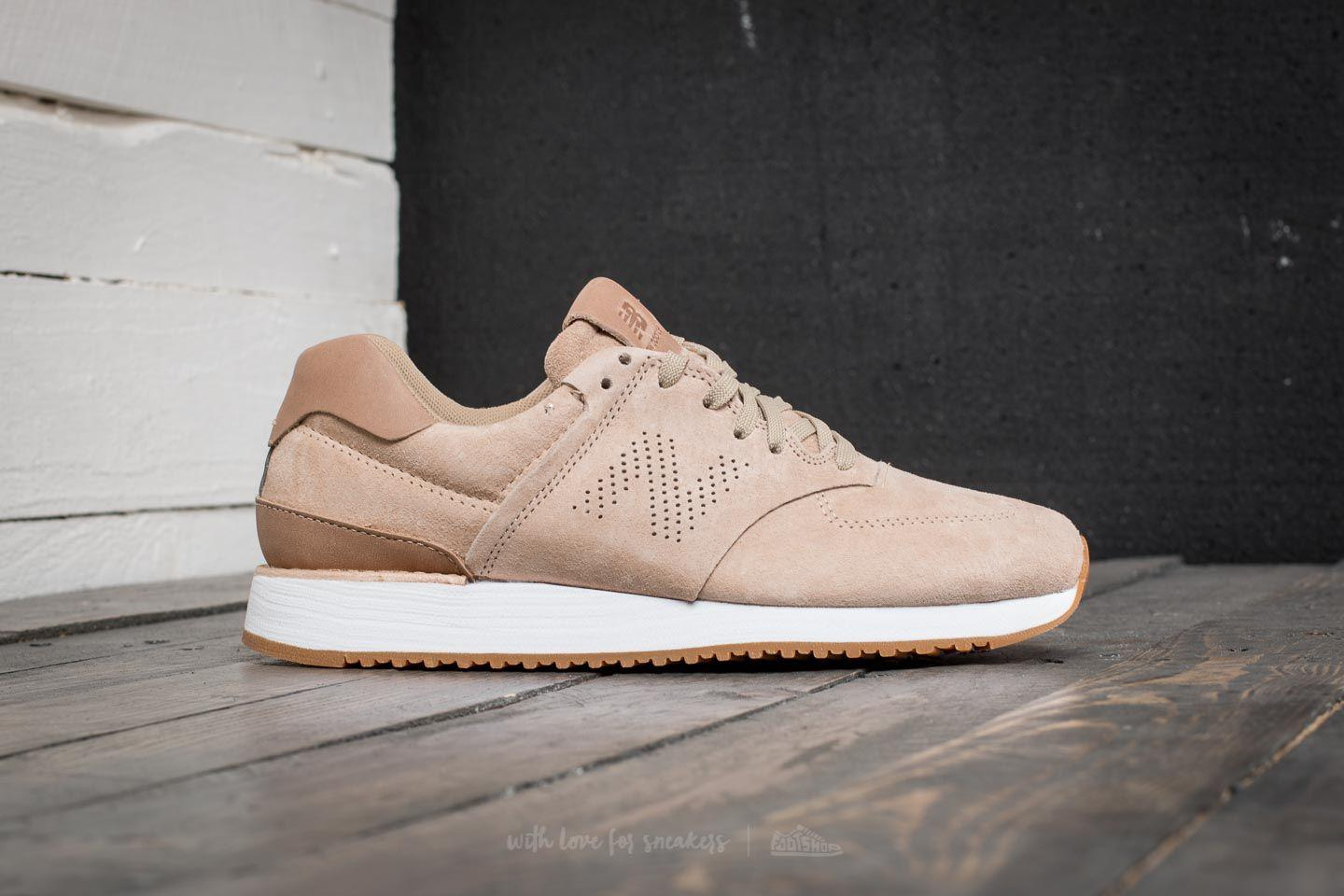 24b1b4c9e3507 New Balance 745 Brown/ White in Brown for Men - Lyst