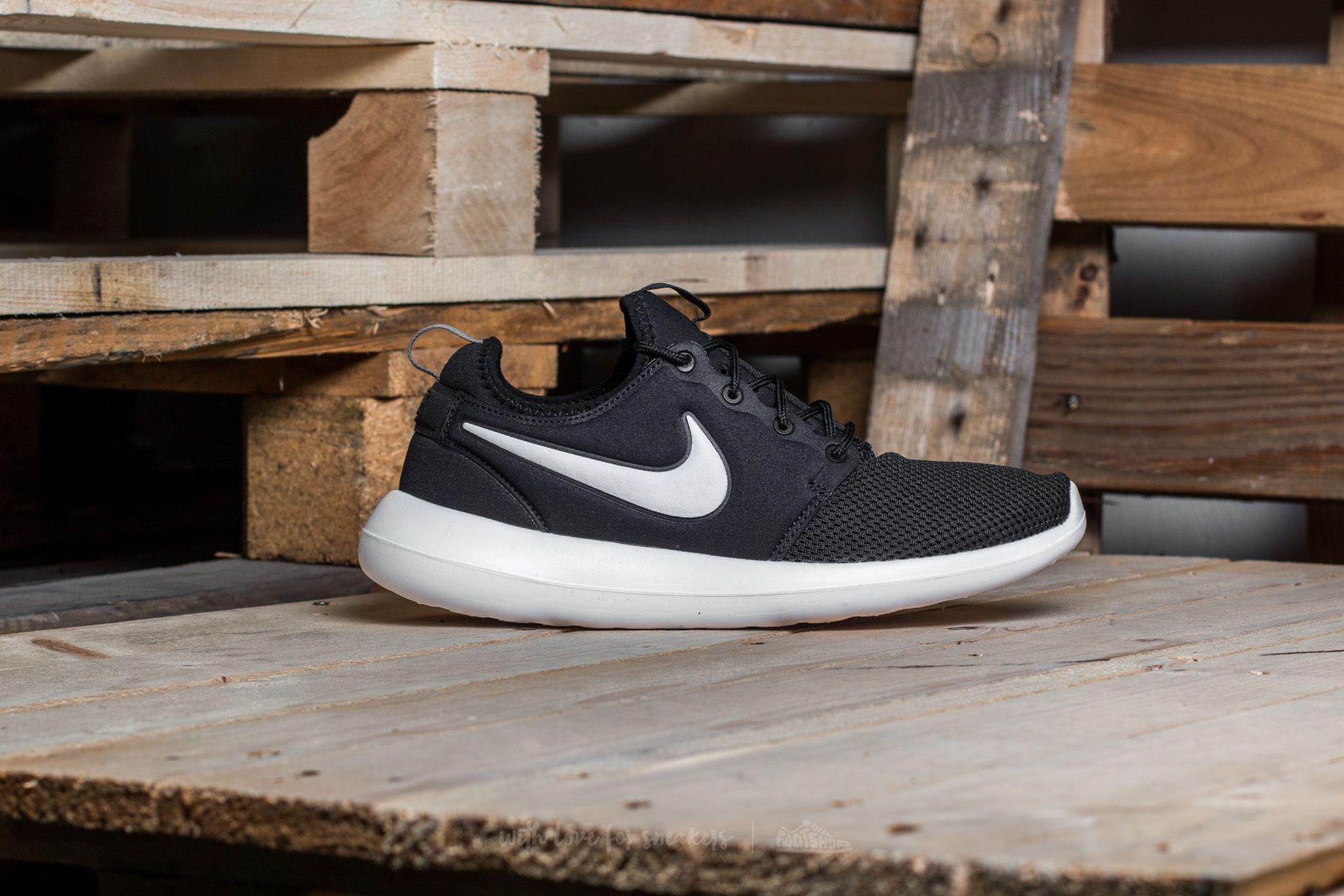 d03894c88b356 Lyst - Nike Roshe Two Black  White-anthracite-white in White for Men