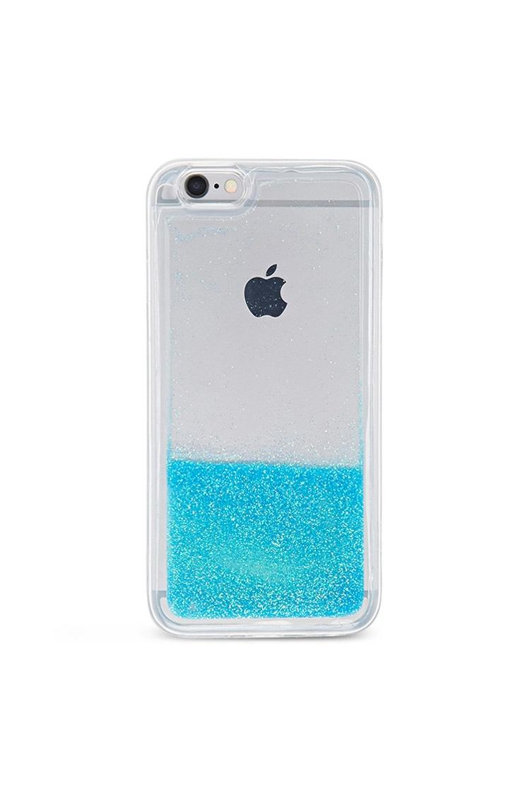 Lyst - Forever 21 Glow Phone Case For Iphone 6/6s in Blue