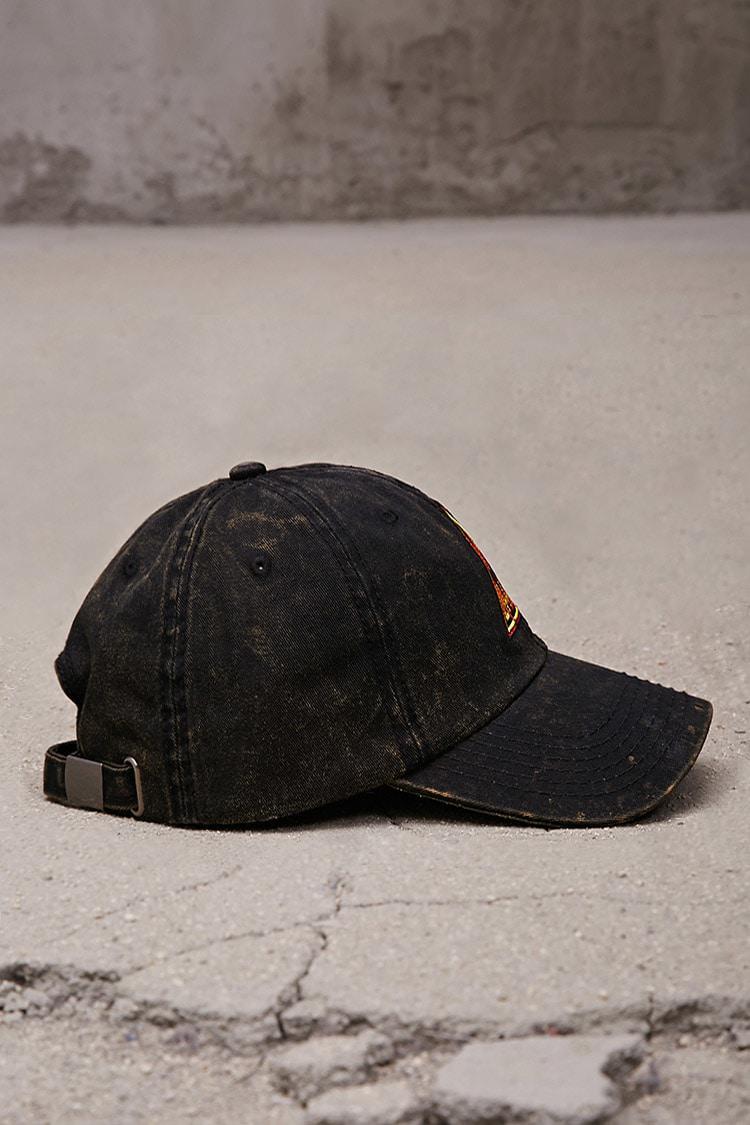 aea25363b77 Lyst - Forever 21 Men Def Leppard Baseball Cap in Black for Men