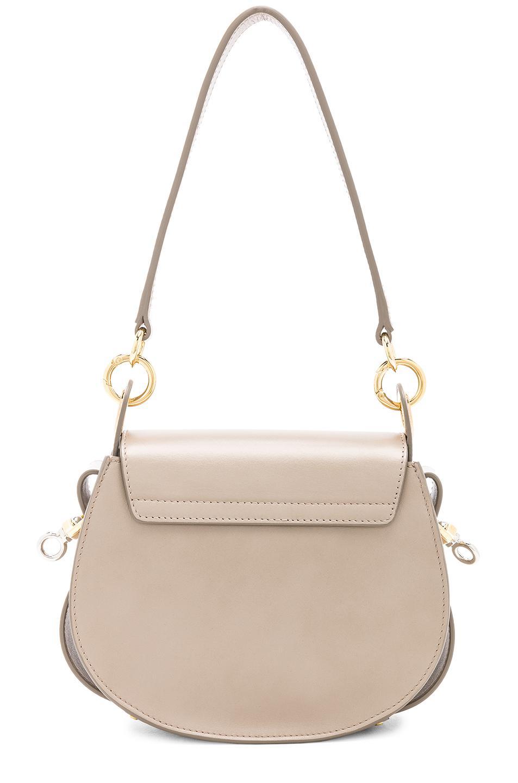 1c5be22f0041 Chloé - Multicolor Small Tess Shiny Calfskin Shoulder Bag - Lyst. View  fullscreen