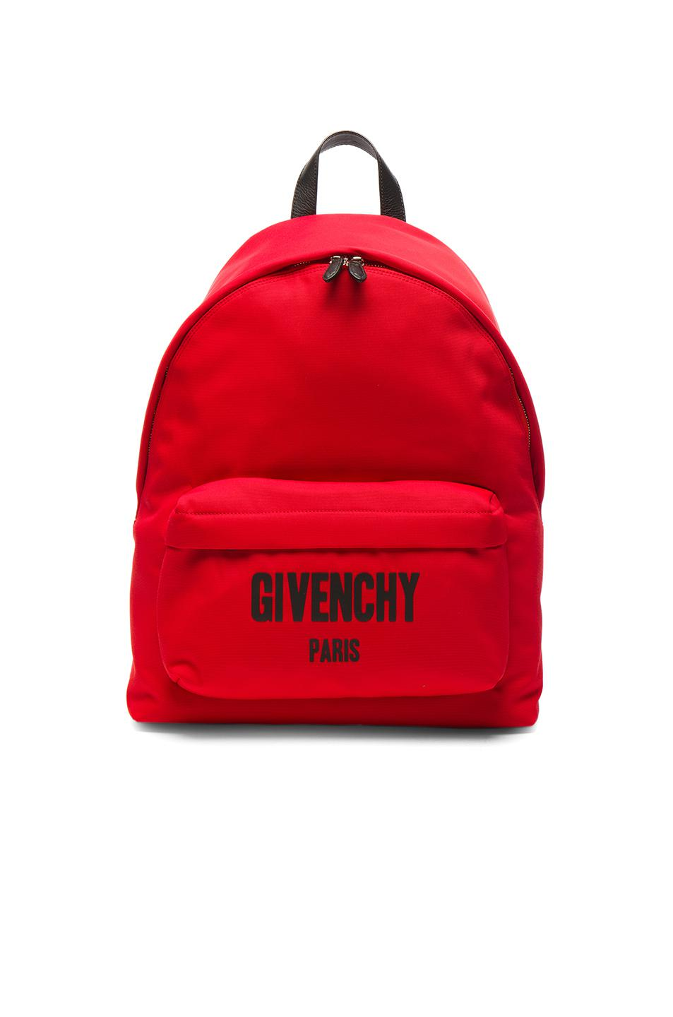2dc39dd75a Givenchy Backpack in Red - Lyst