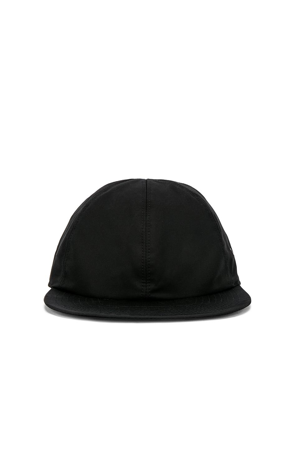 7e08fa2b3 1017 ALYX 9SM Baseball Cap With Buckle in Black for Men - Lyst