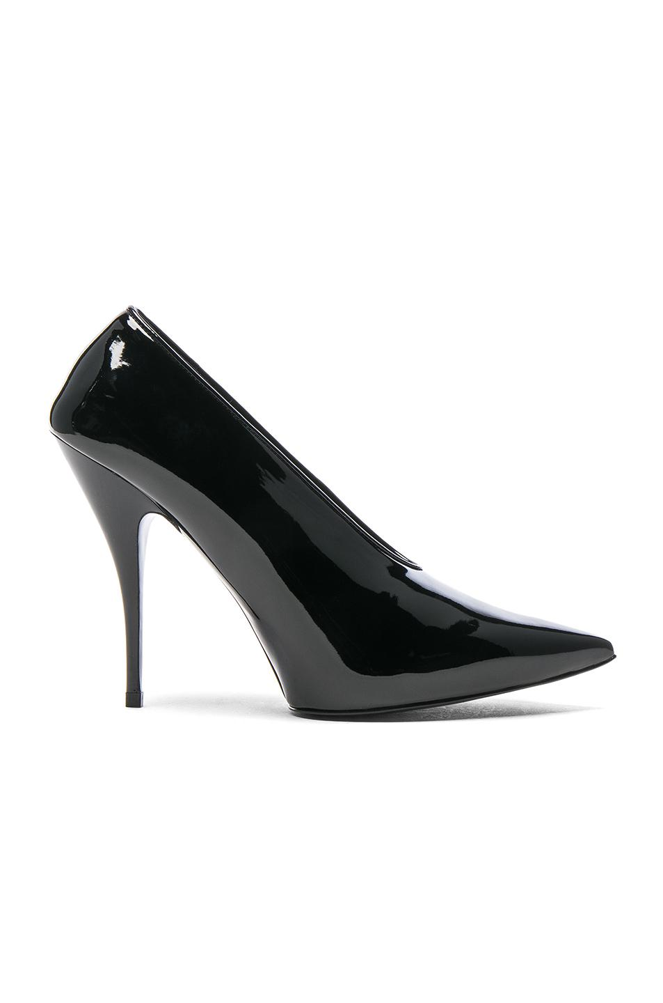 cheap affordable cheap free shipping Stella McCartney Woven Pointed-Toe Pumps uXgL6