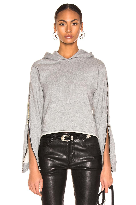 9526c47b993c2d RTA. Women s Gray Cicely Sweatshirt.  295 From FORWARD. Free shipping ...