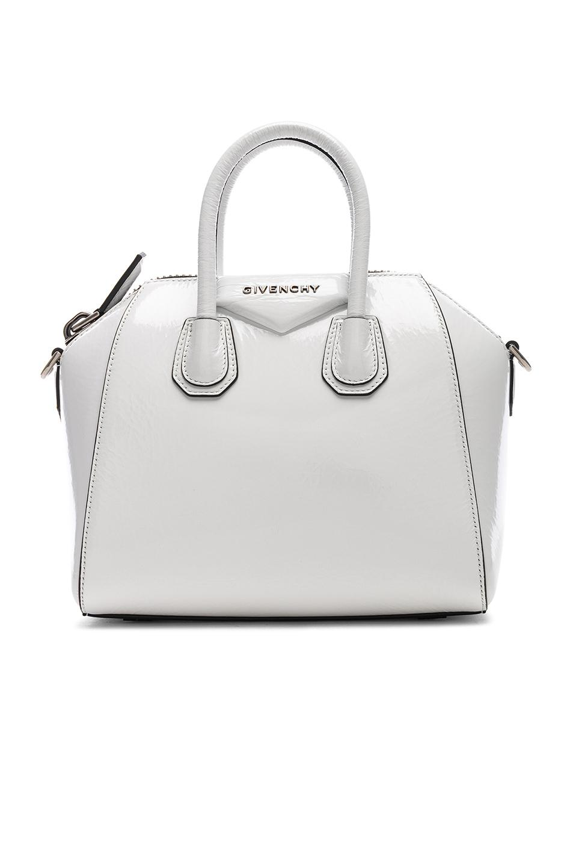 bd679afd02 Lyst - Givenchy Mini Antigona in White
