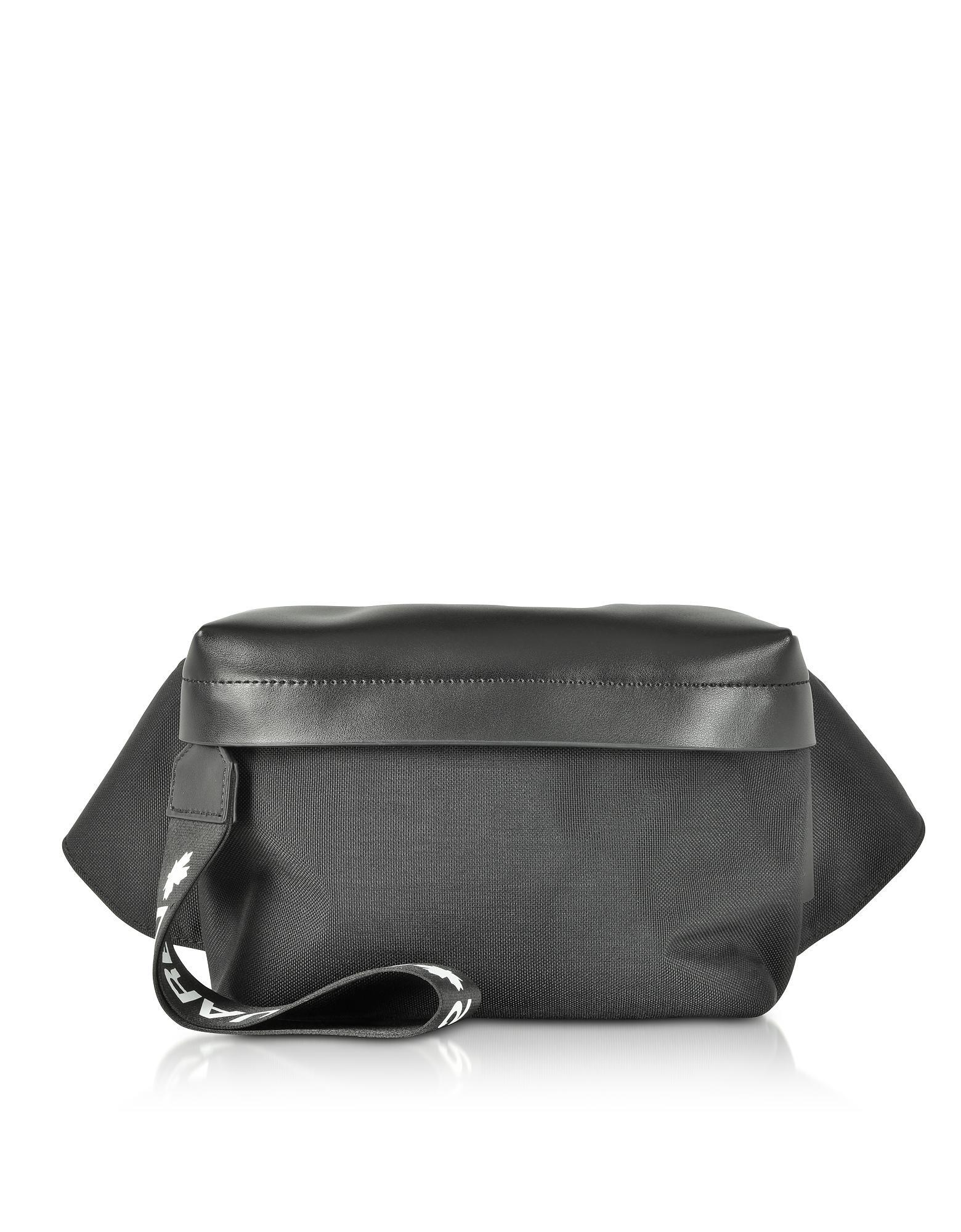 adc649ffa6b7d3 Lyst - DSquared² Black Nylon Bum Bag in Black for Men