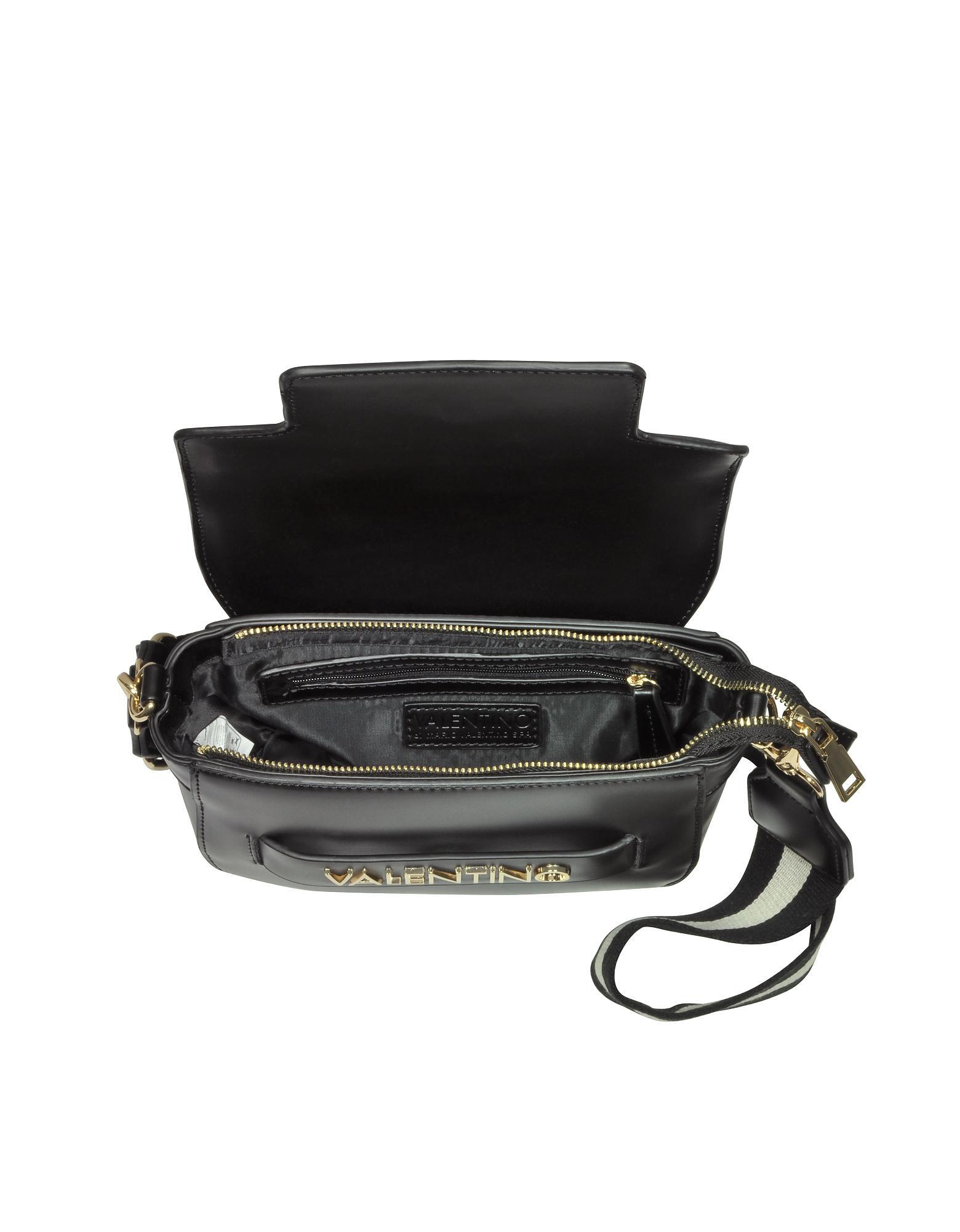Lyst - Valentino By Mario Valentino Eco Leather Blast Shoulder Bag W ... e9a9aa33fbda6