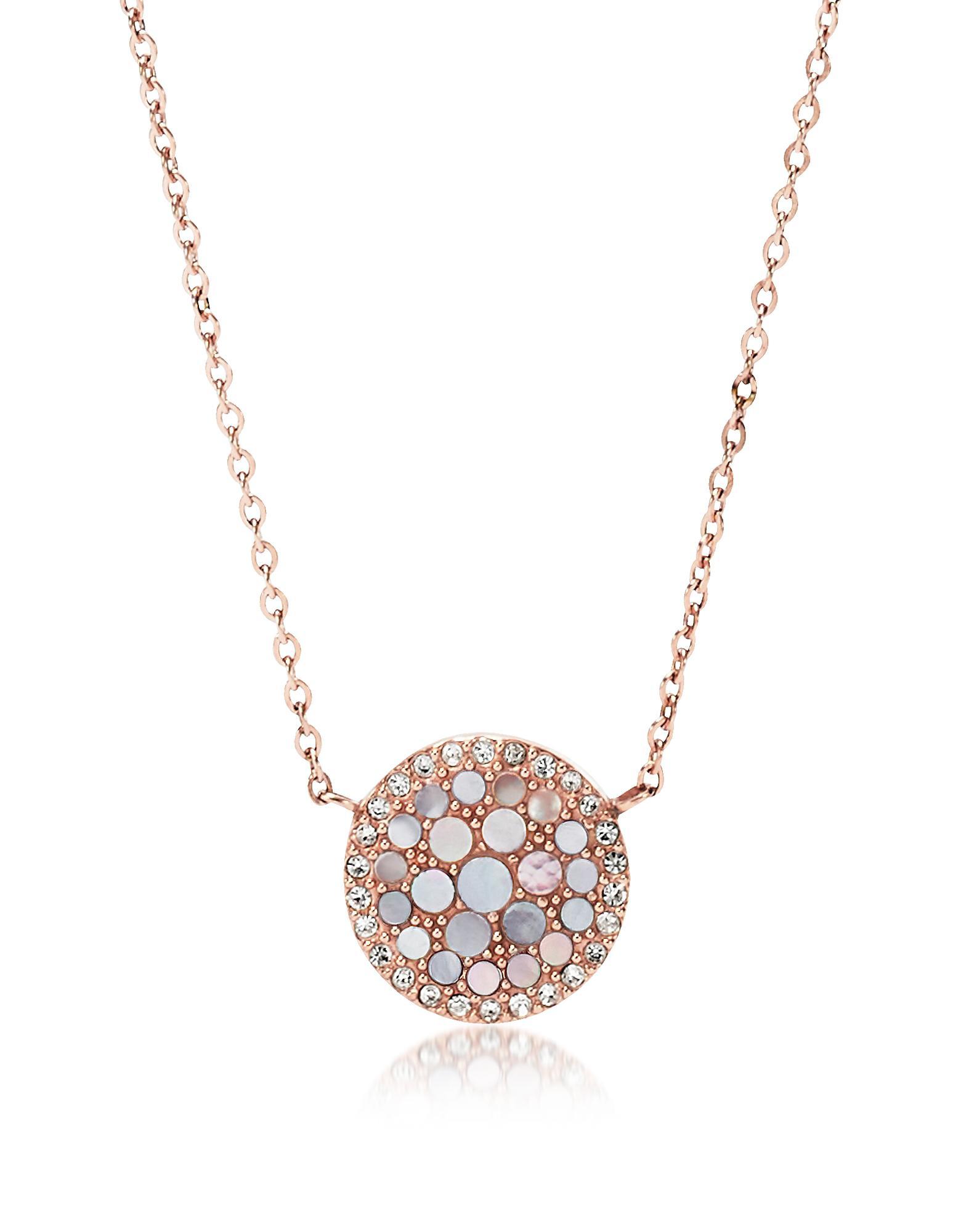 Fossil Women's Necklace JF01740791 Co8kj