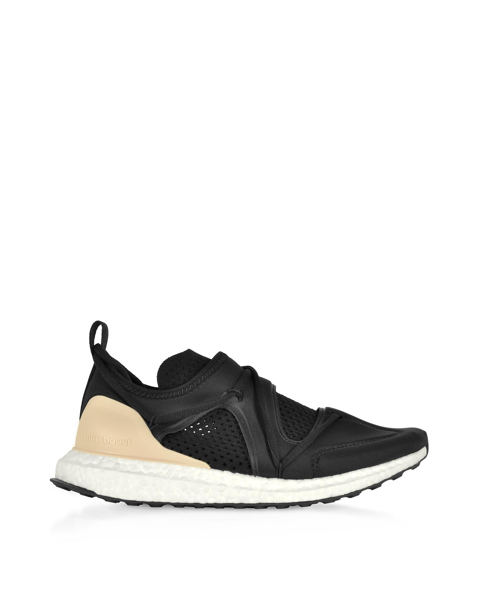 quality design 3cac0 9cdda adidas By Stella McCartney. Women s Ultraboost T Black Nylon Running  Sneakers