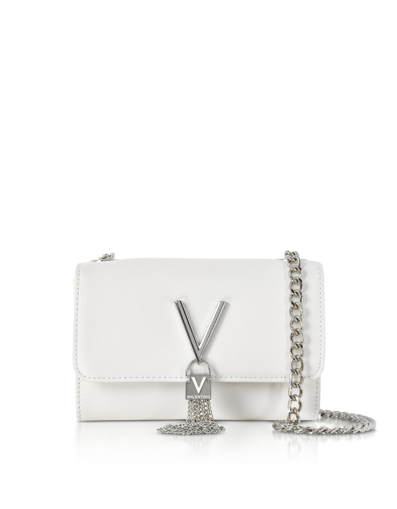 87e5fc346 Valentino By Mario Valentino Eco Leather Divina Mini Shoulder Bag in ...