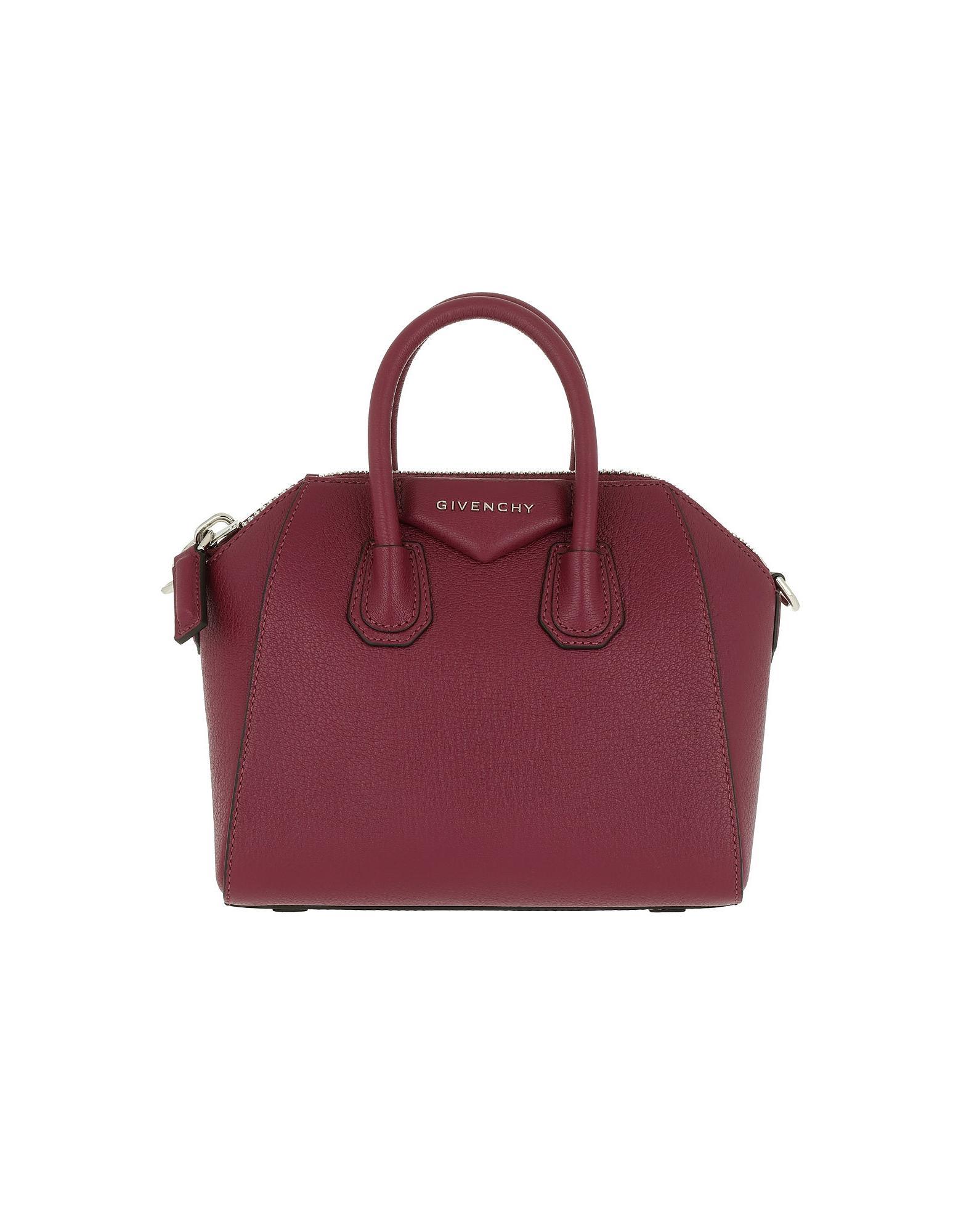 fc337016eb6c Givenchy - Antigona Mini Bag Orchid Purple - Lyst. View fullscreen