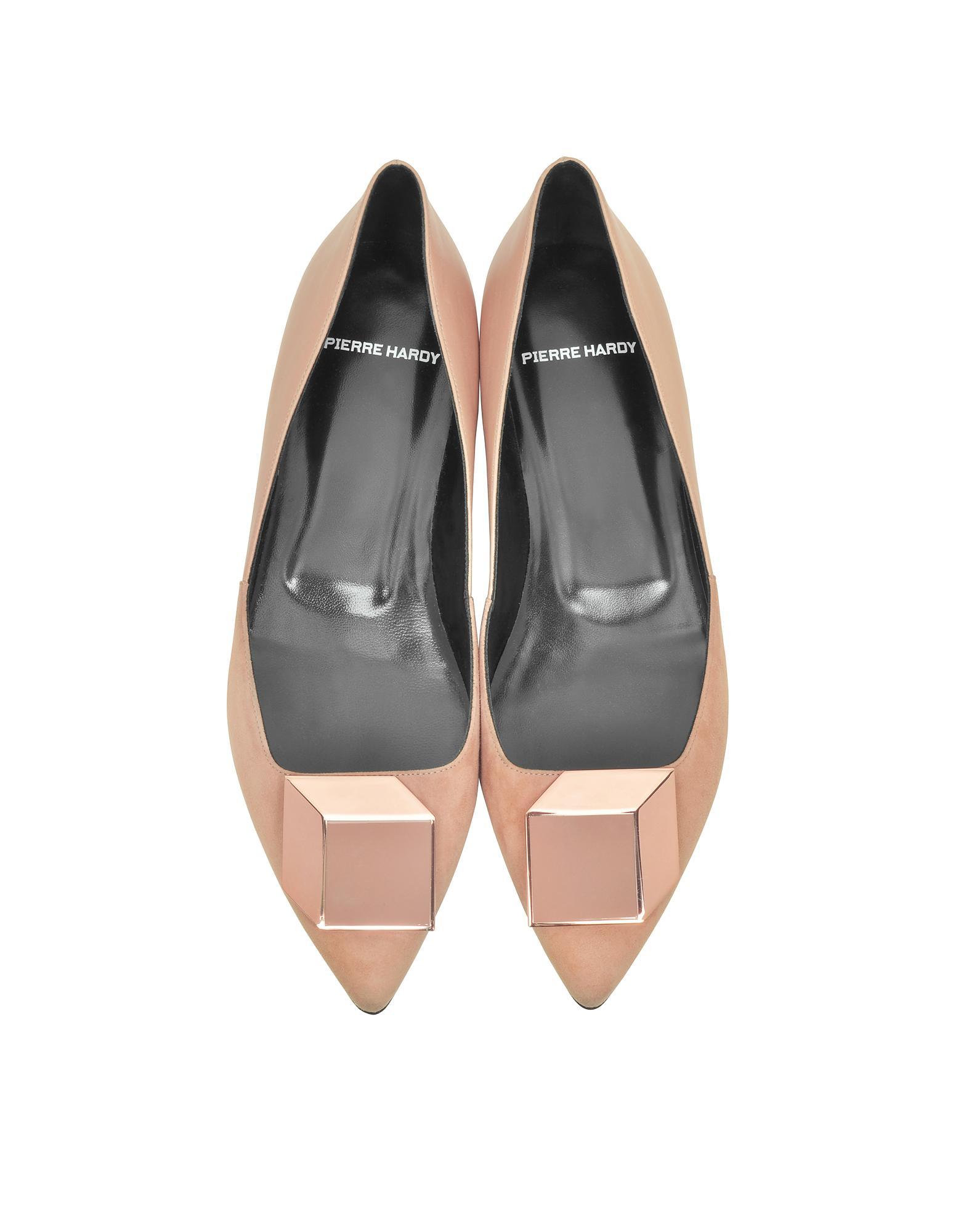 Pierre Hardy Leather Flats qjtXQvVAxz