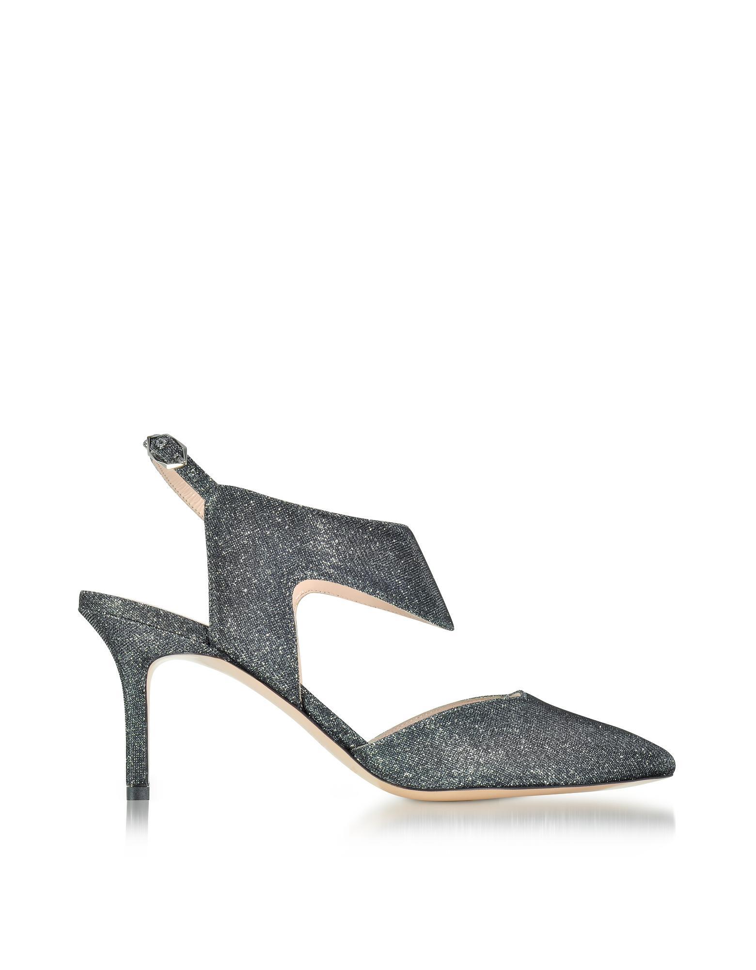 Nicholas Kirkwood Woman Leather-trimmed Python Platform Sandals Off-white Size 38 Nicholas Kirkwood 9KMGuV