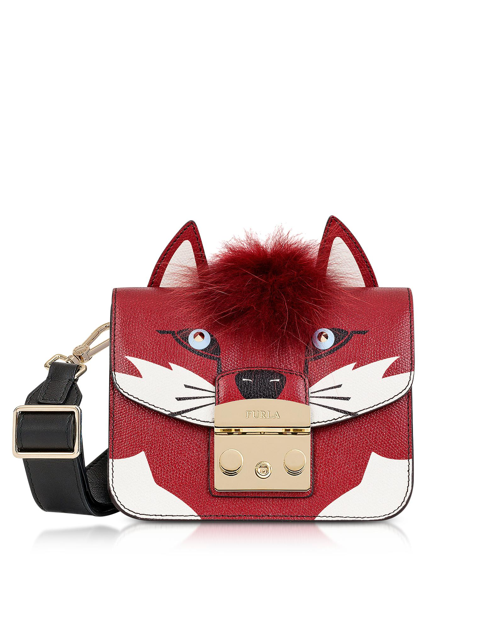 Aaa Quality Furla Metropolis Fox bag Cost VXqKGK5
