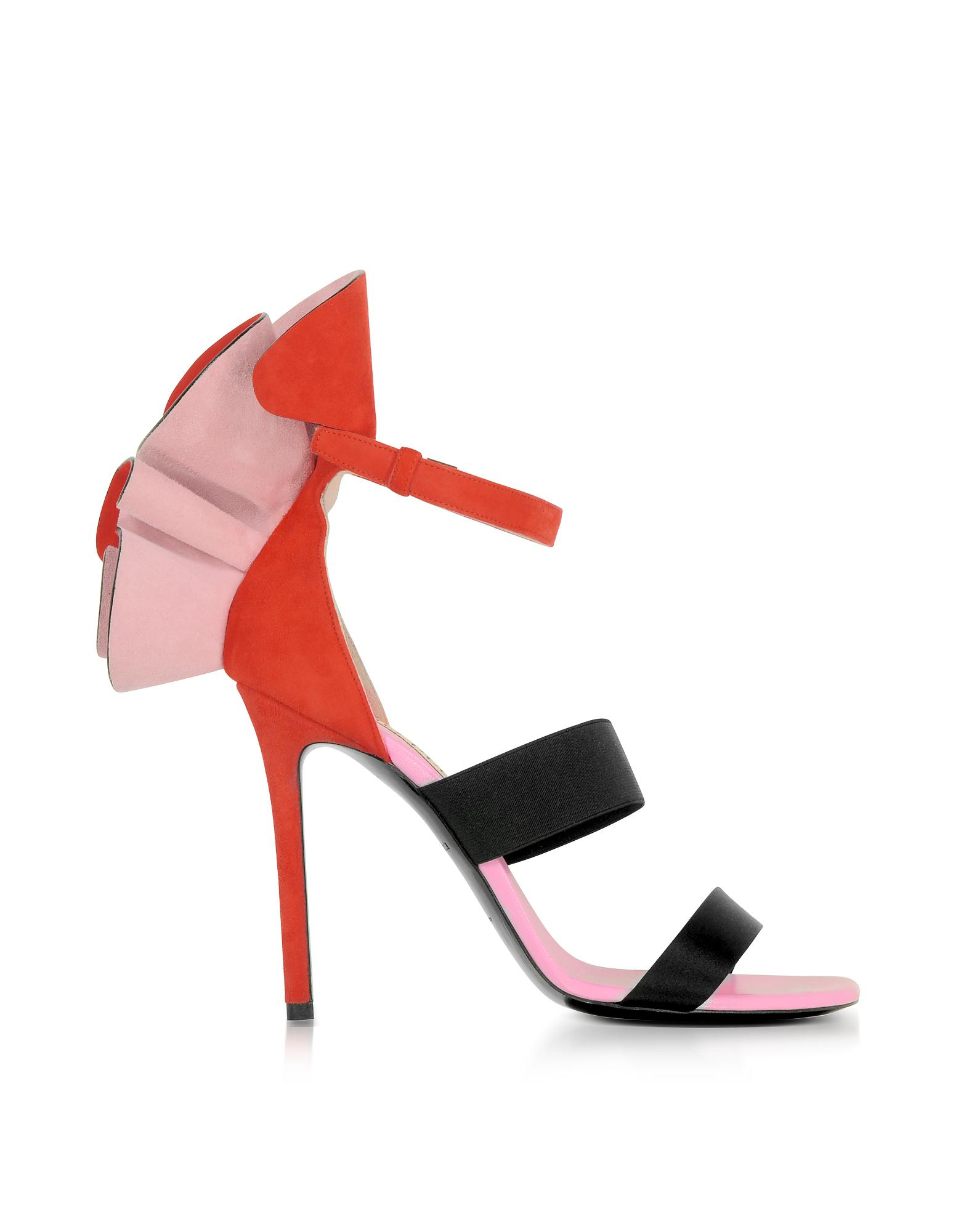in China cheap price Emilio Pucci slingback colour-block pumps get to buy AWxiXyw