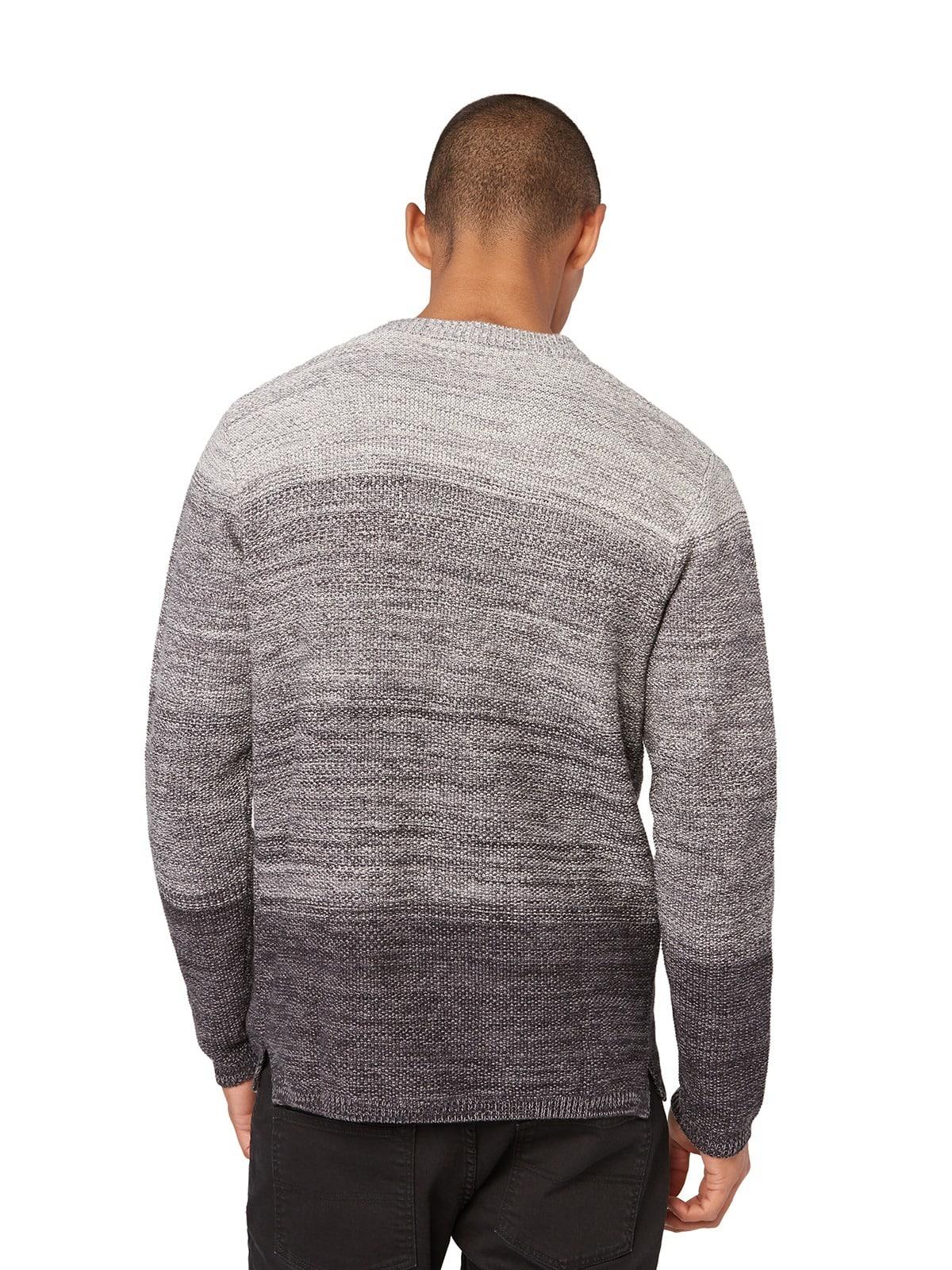 Frank oak gradient cardigan in grey in gray for men lyst for Frank and oak shirt