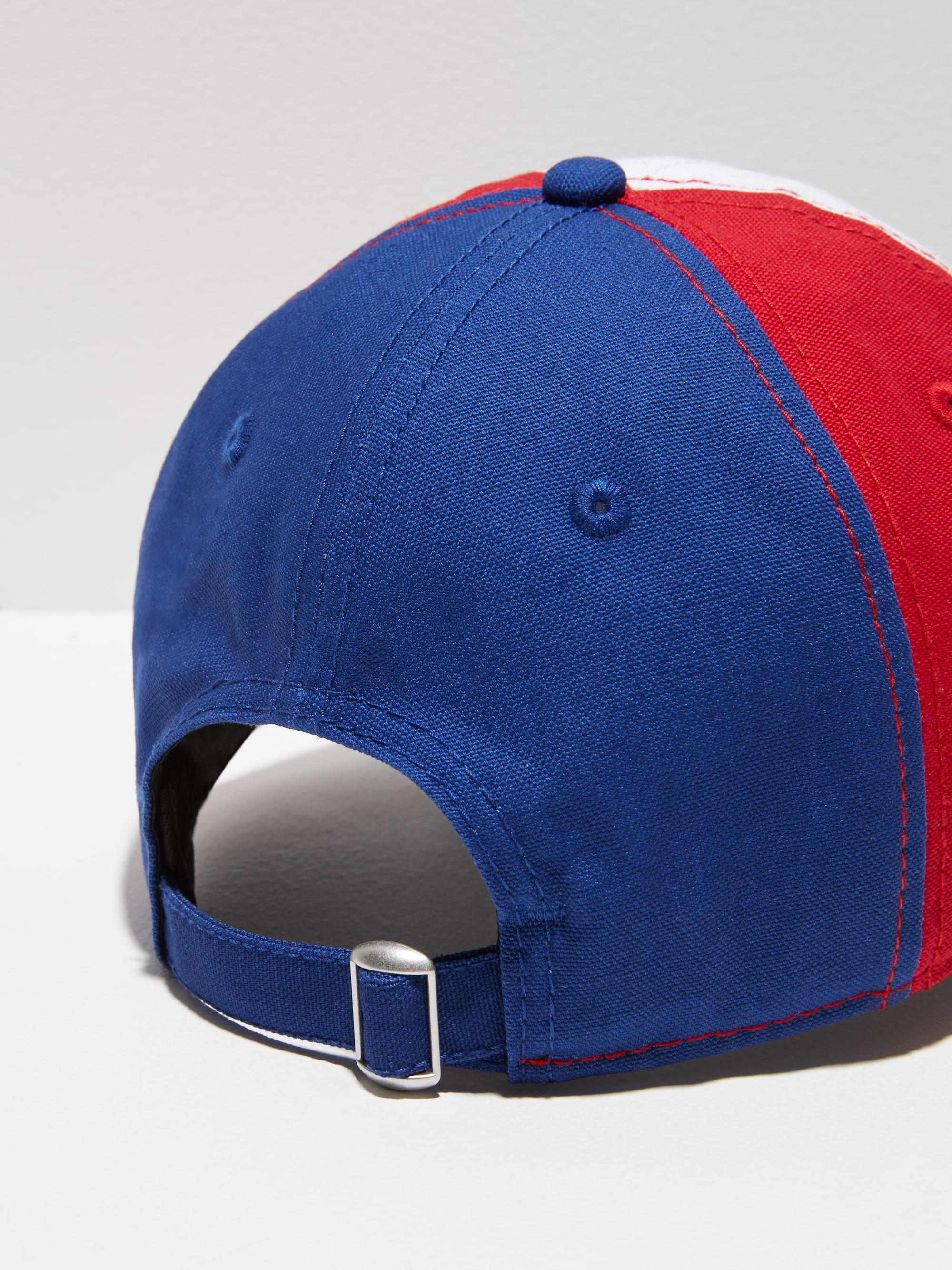 faa90ab3515b3 Lyst - Frank And Oak Montreal Expos Micro Logo Cap in Blue for Men