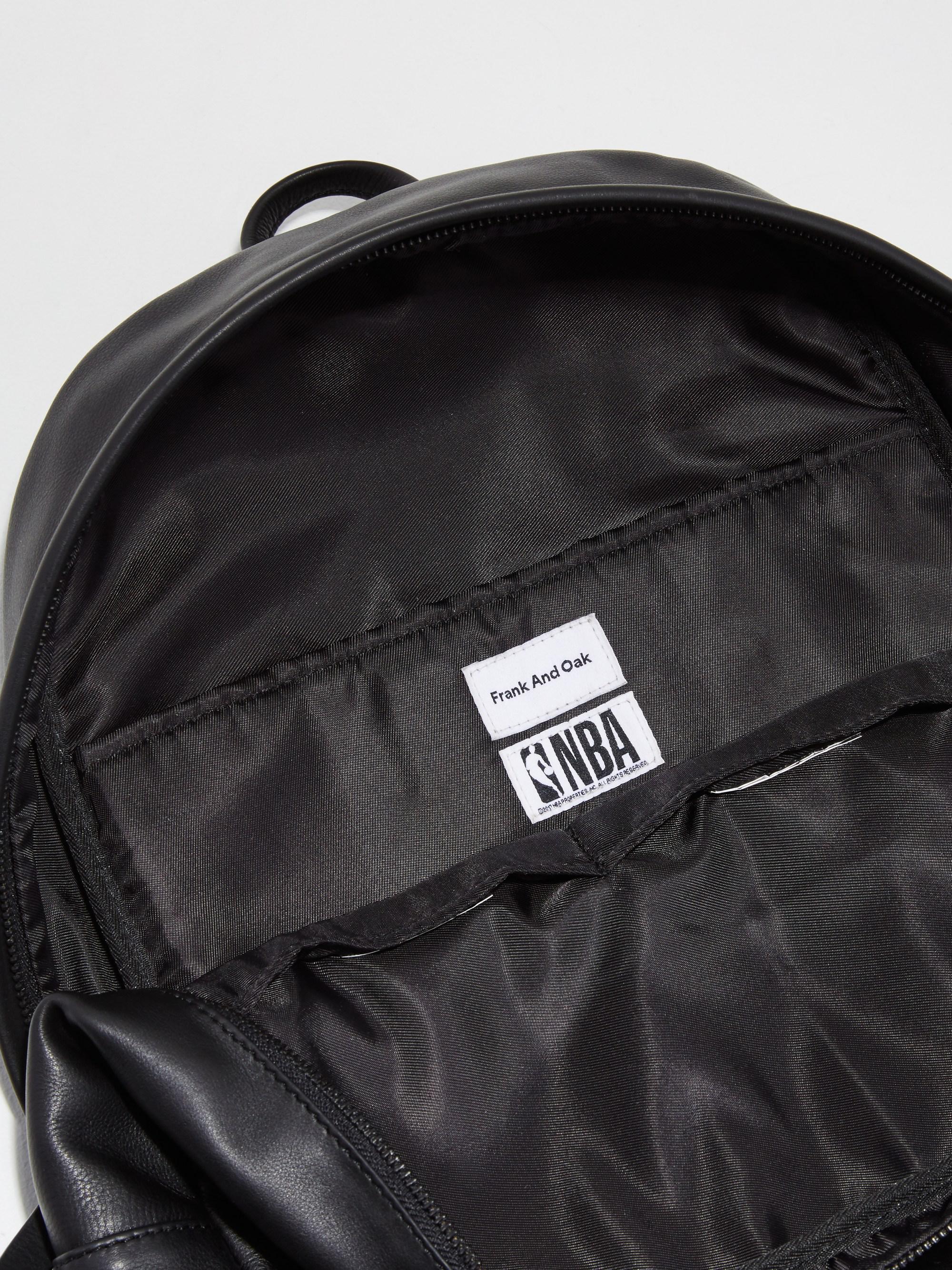 4670a1721b6e New Look Perspex Mesh Backpack- Fenix Toulouse Handball