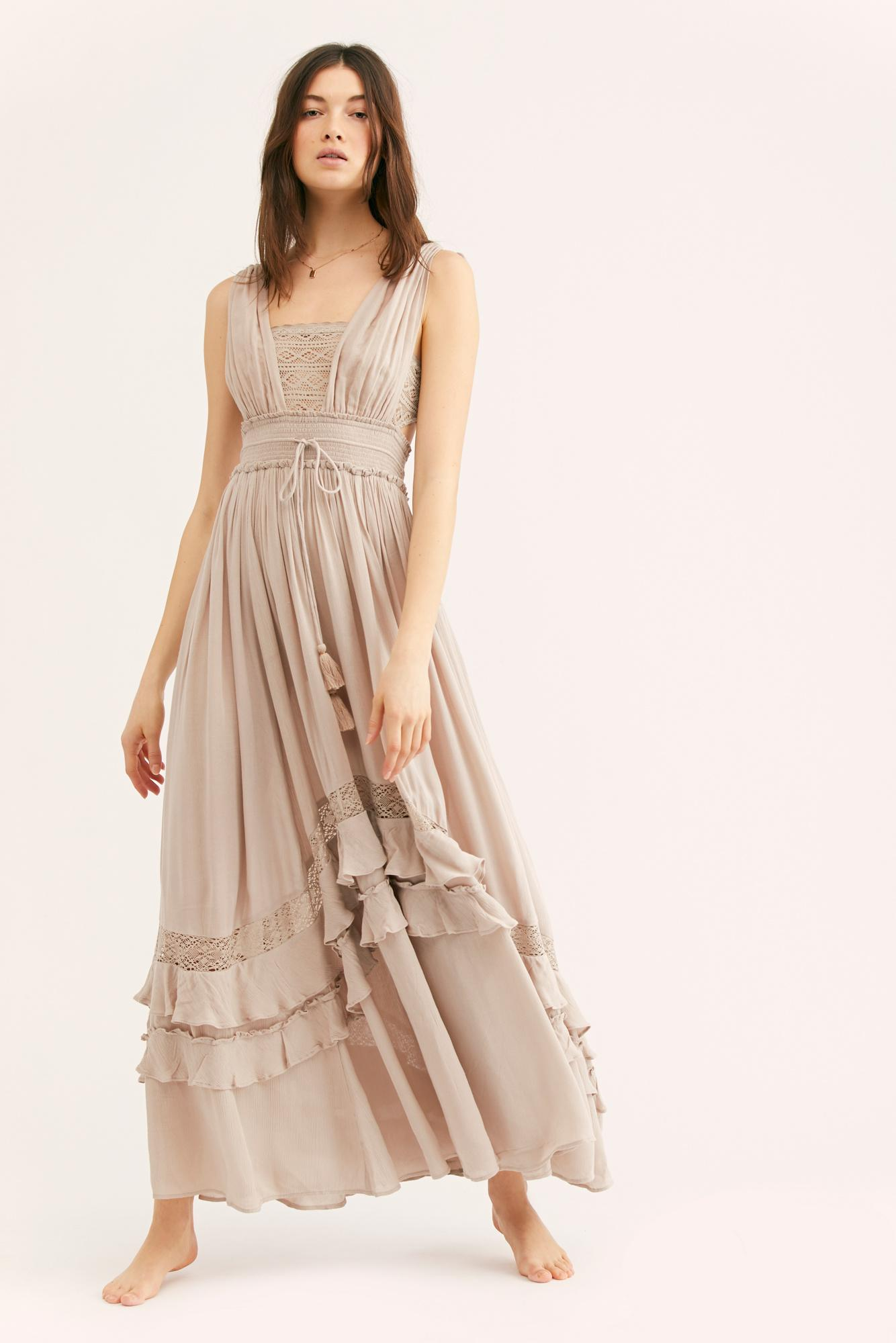 03535a2dcc6c Free People Santa Maria Maxi Dress By Endless Summer - Lyst