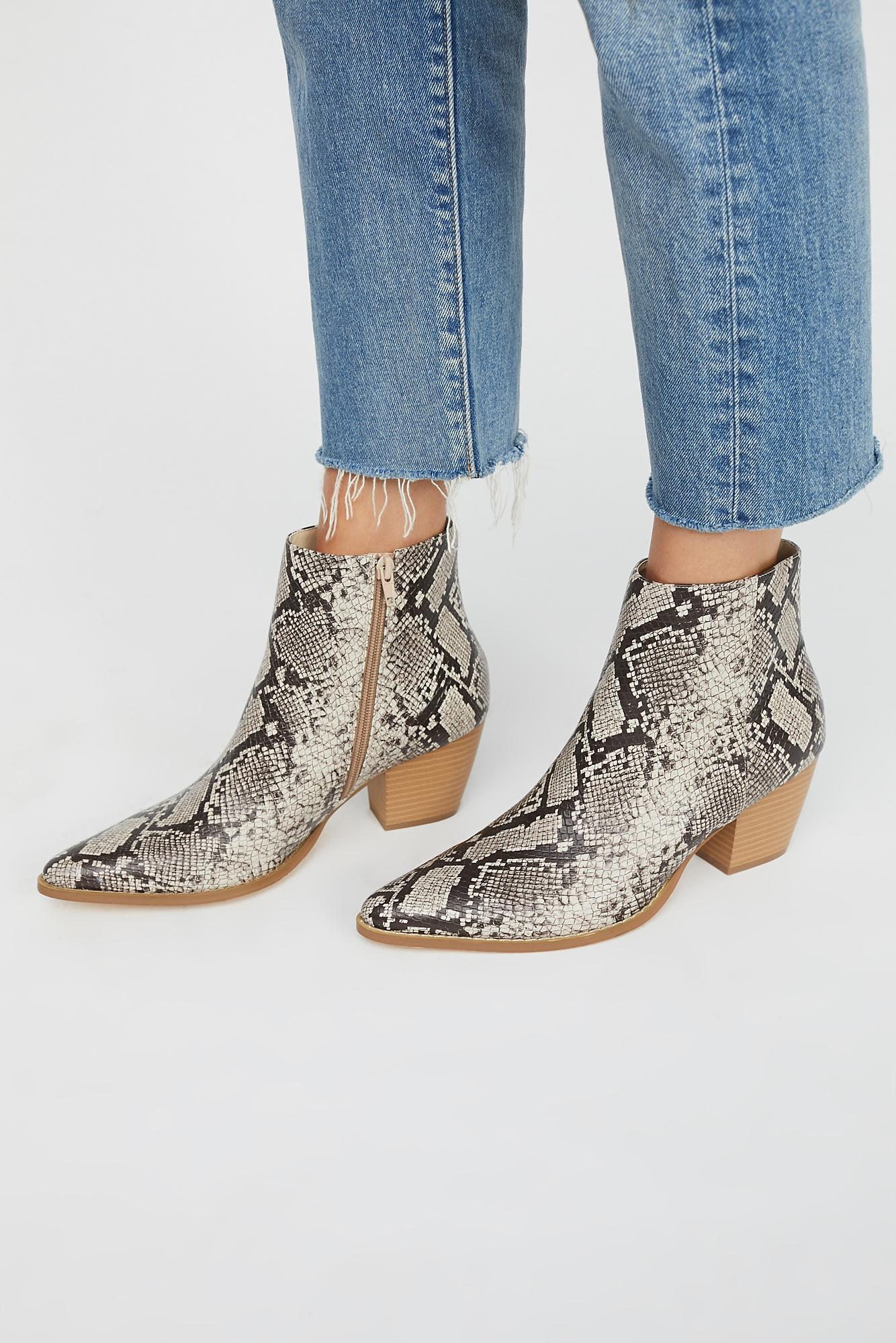 9b1abde3615 Free People - Multicolor Vegan Going West Boot By Matisse - Lyst. View  fullscreen
