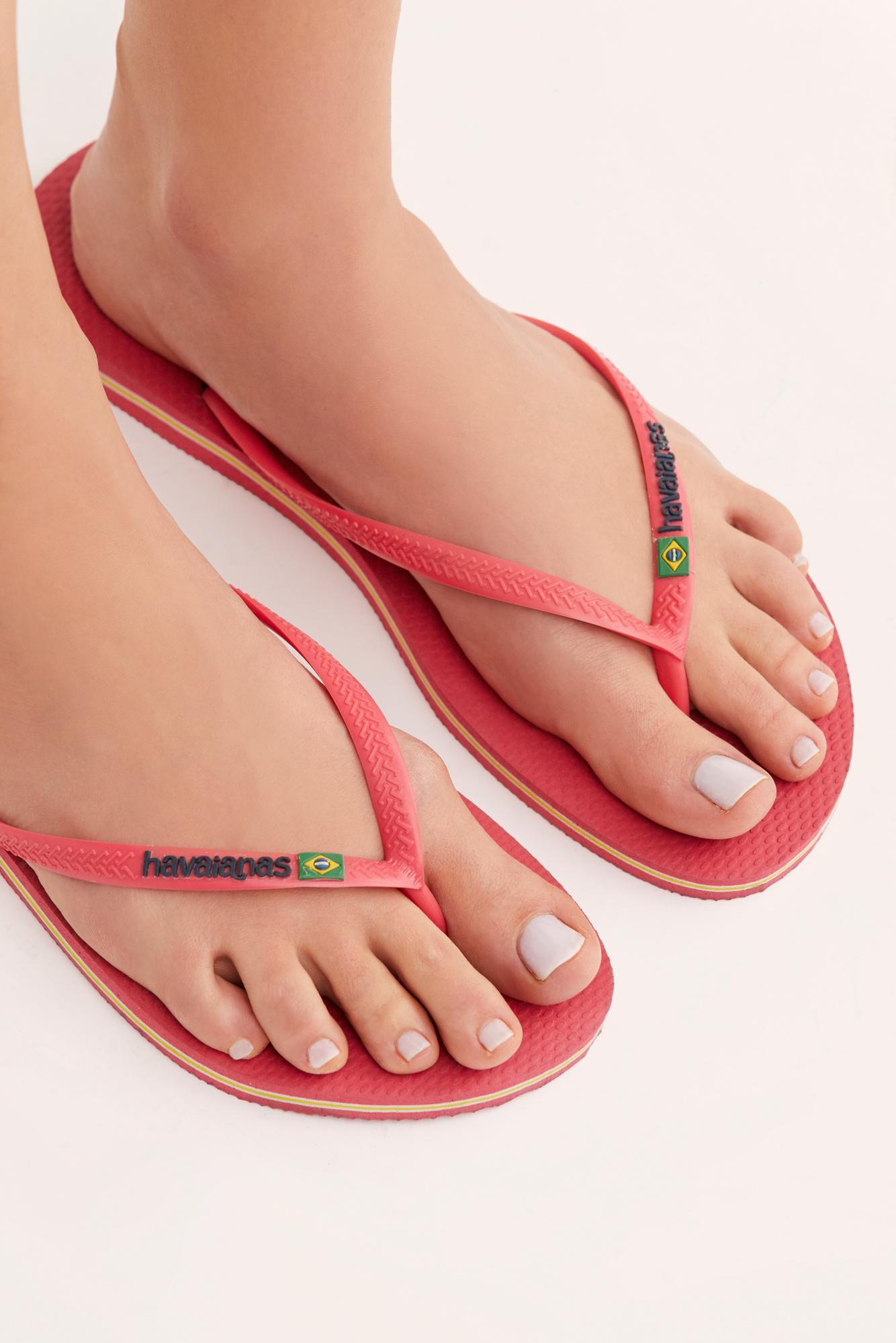 f5c94046381f8 Free People. Women s Havaianas Slim Brazil Flip Flop Sandal