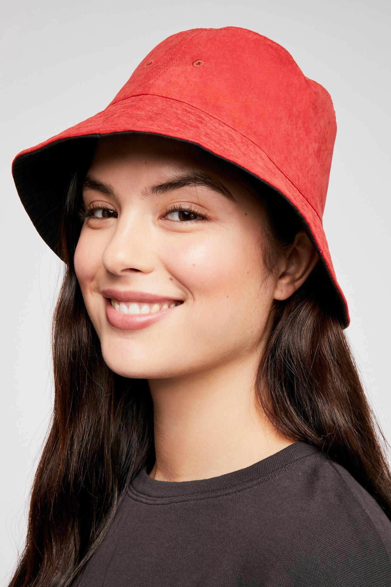cce91051eae Lyst free people josie reversible bucket hat in black jpg 1334x2000 Josie  hat