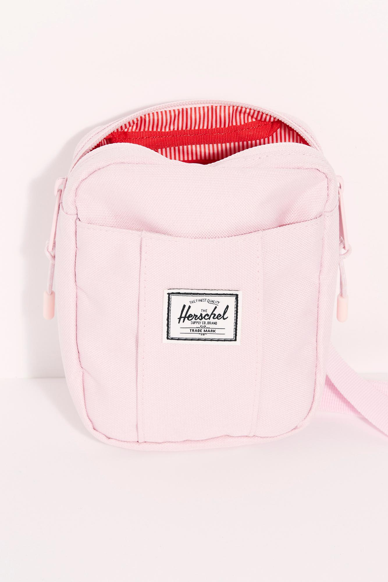 ... Pink Herschel Cruz Crossbody By Herschel Supply Co. - Lyst. View  fullscreen c2c556a4add63