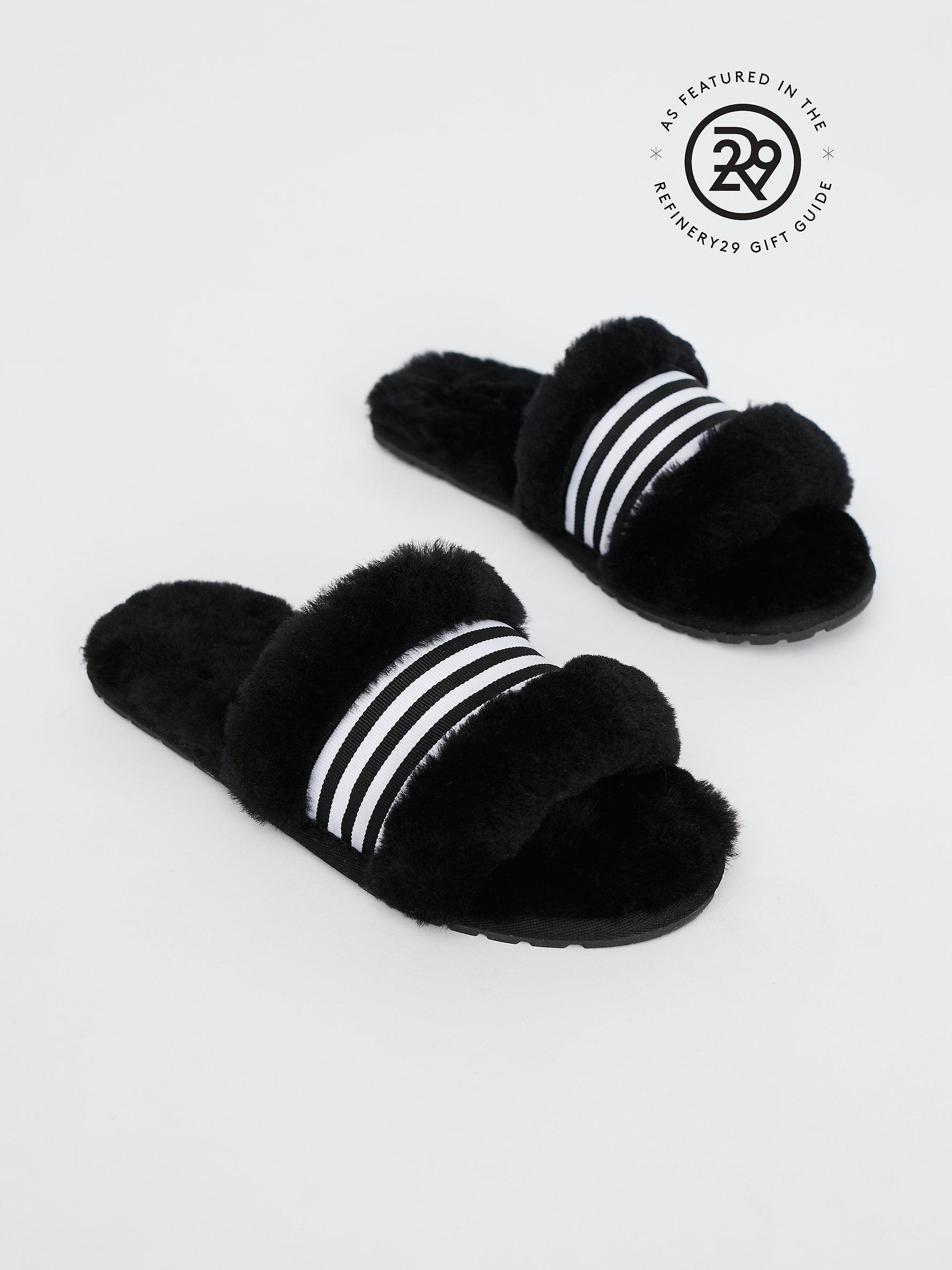 06c9beed5cc8 Lyst - Free People Wrenlette Slipper in Black