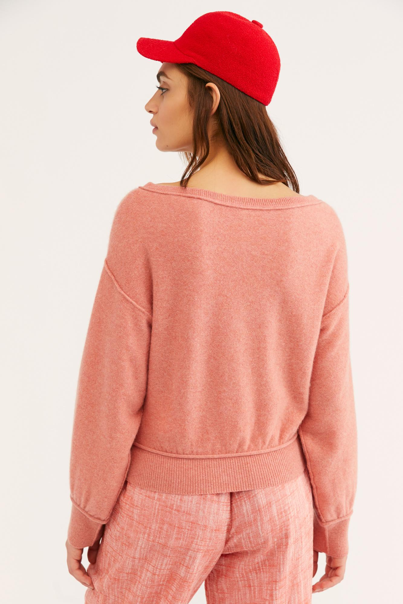 af63adb7c90 ... Love Like This Cashmere Pullover - Lyst. View fullscreen