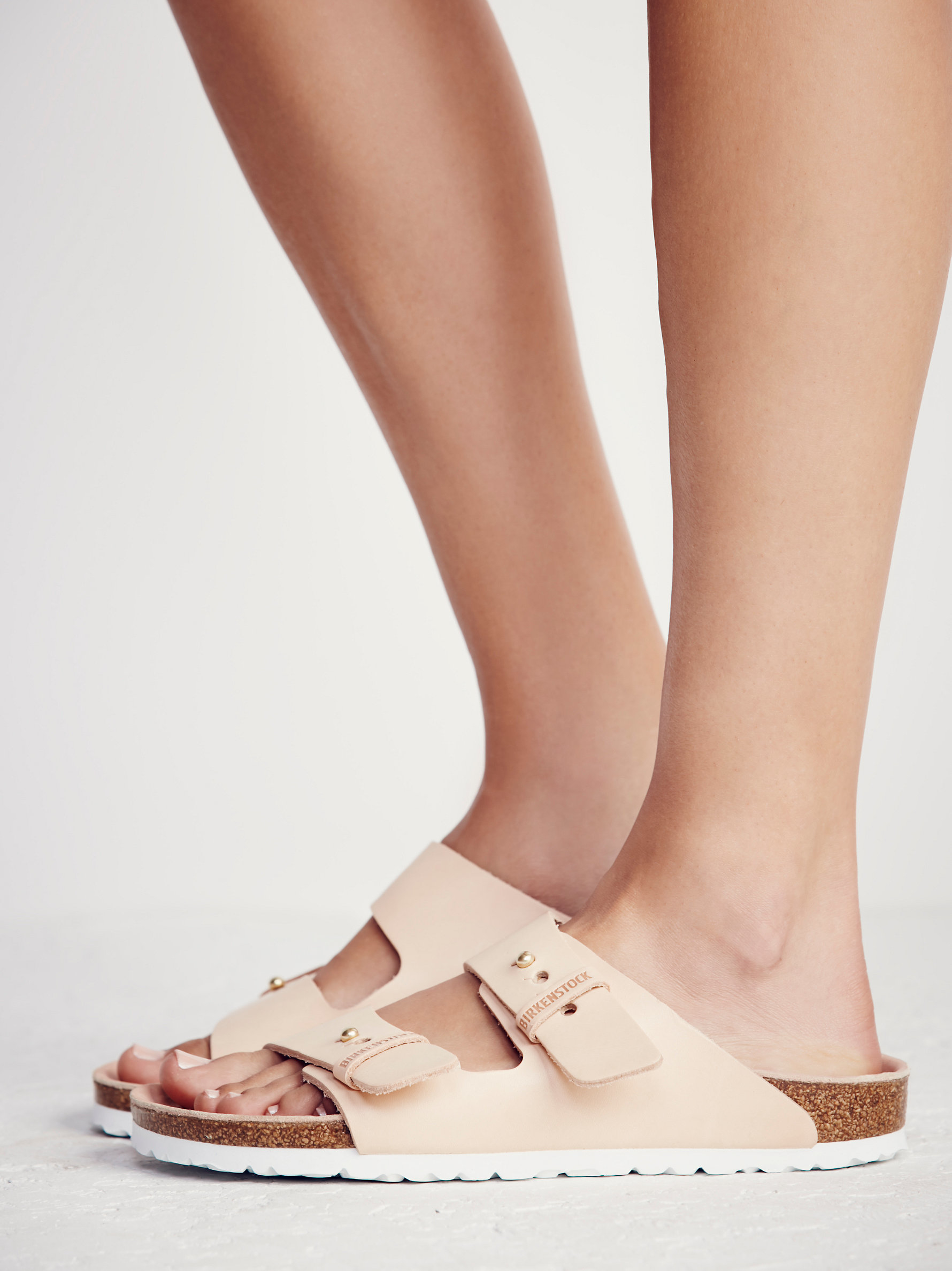 Lyst Free People Arizona Peg Birkenstock