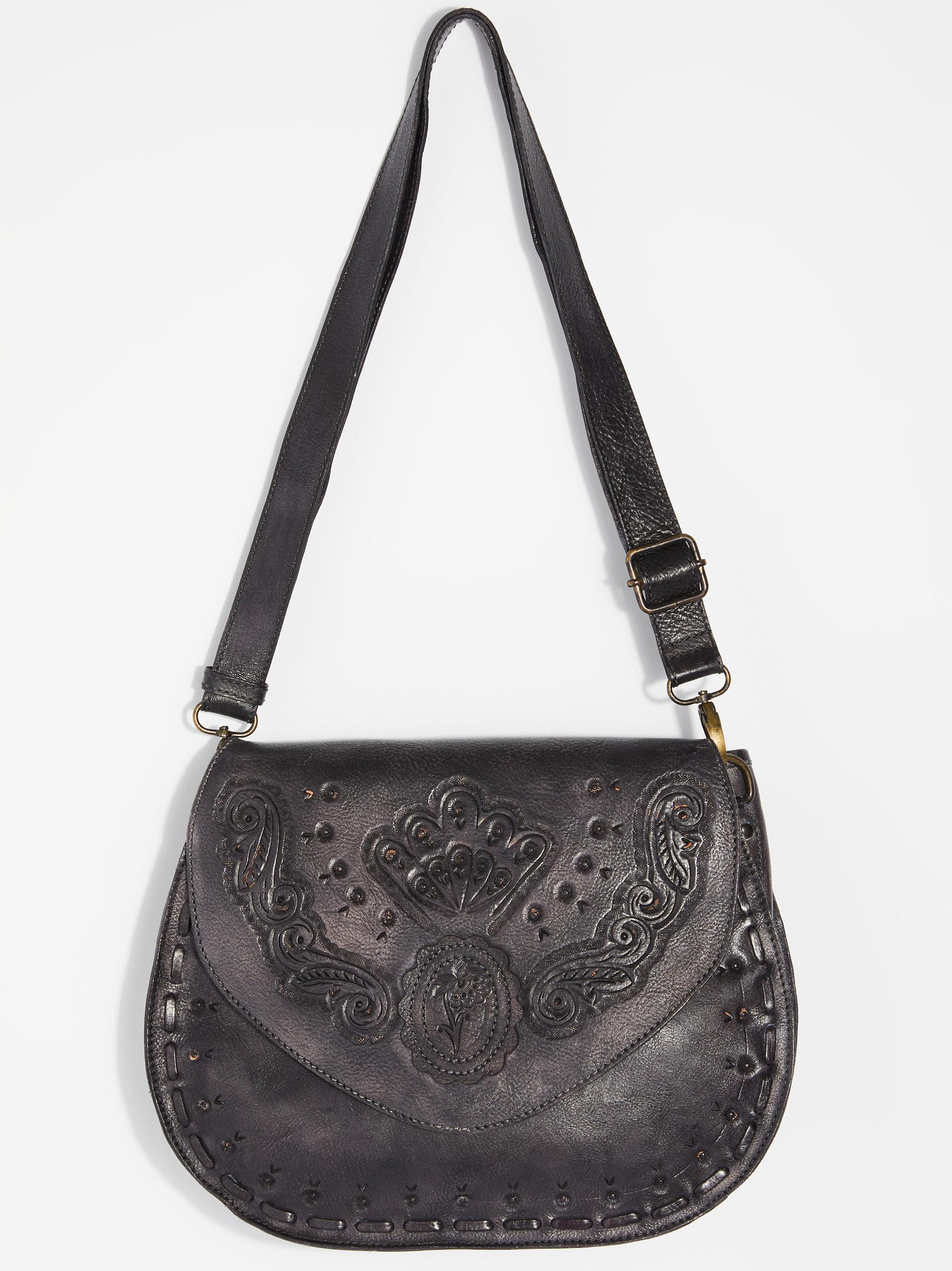 Lyst - Free People Anna Sui X Bedstu Sabanna Bag in Black 39c5055f6258f