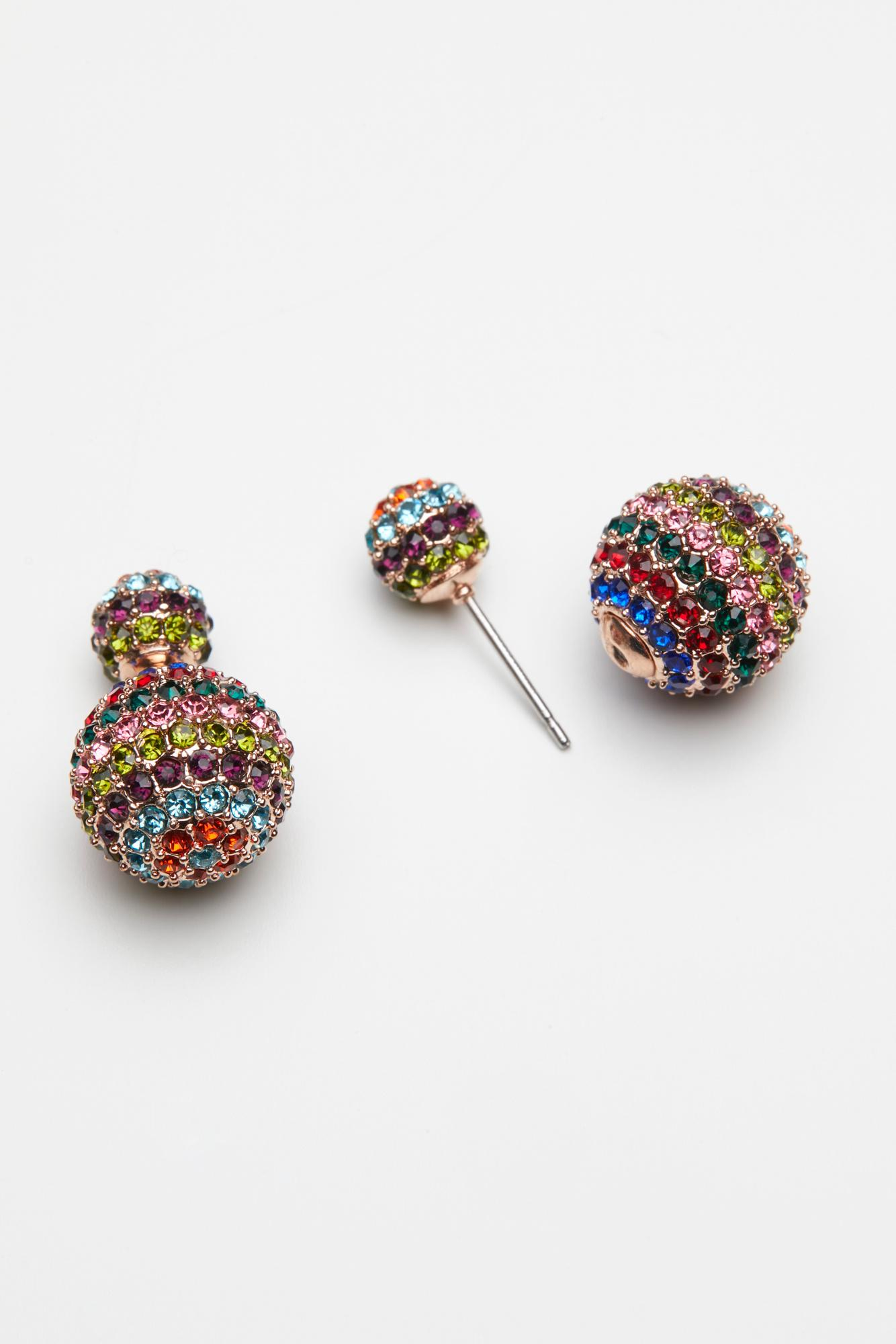 f1f76cfd6 Free People Double Sided Orbit Stud Earrings By Sterling Forever ...