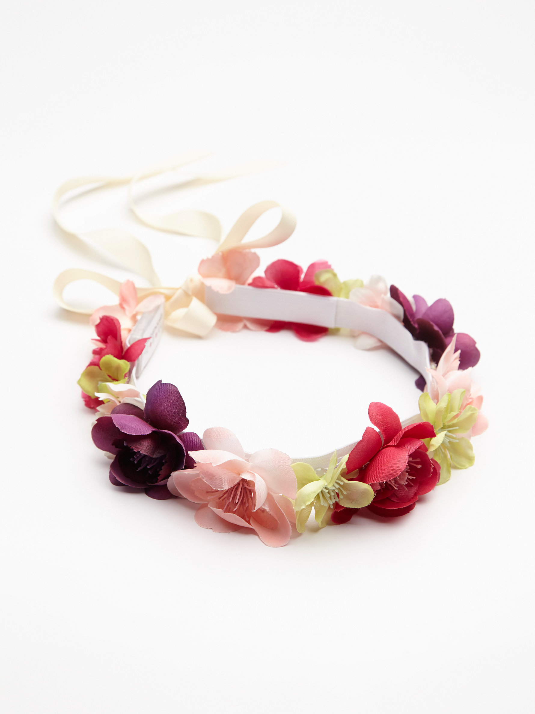 Lyst Free People Led Glow Flower Crown