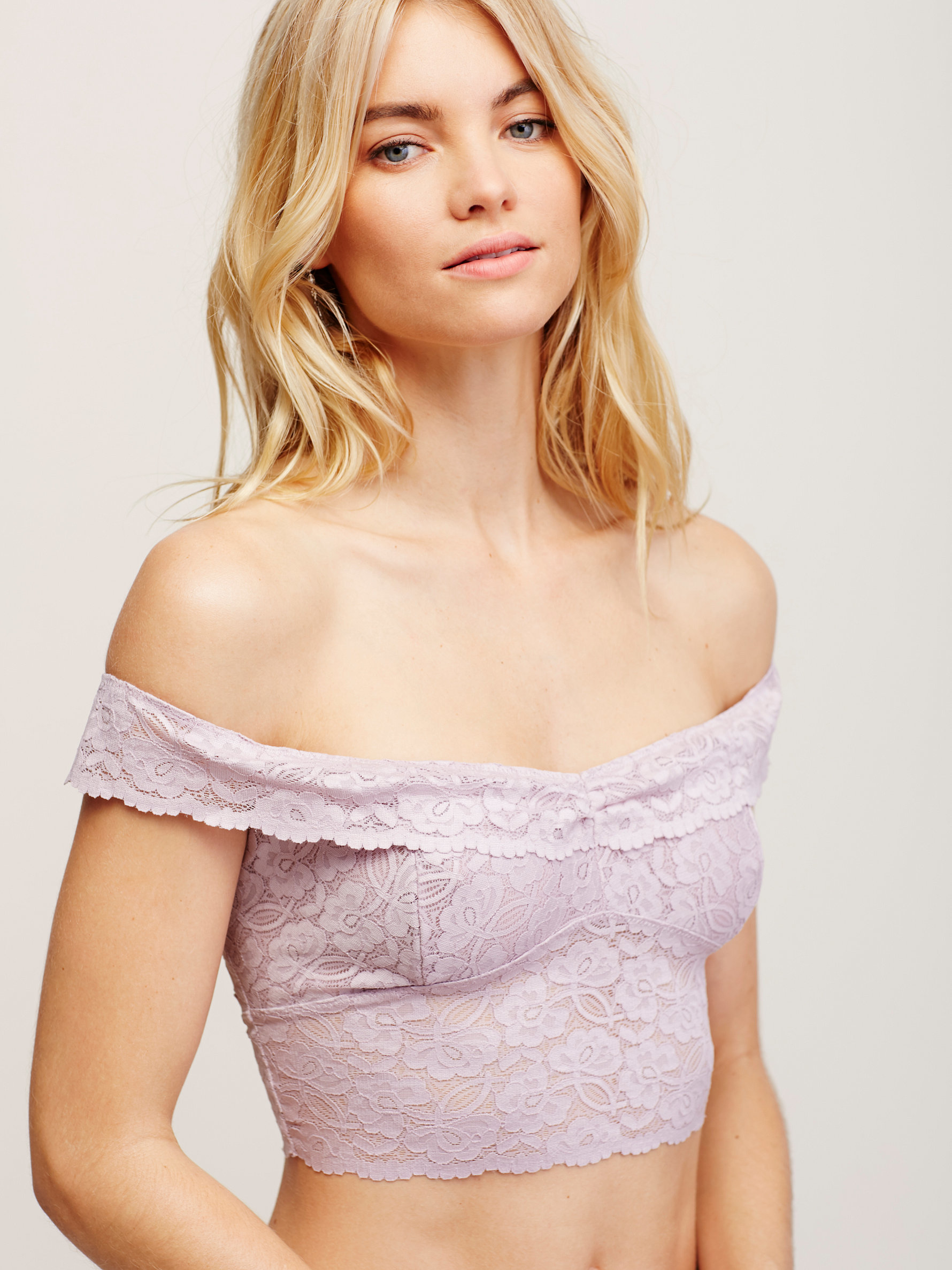 lyst - free people muy sexi brami in purple