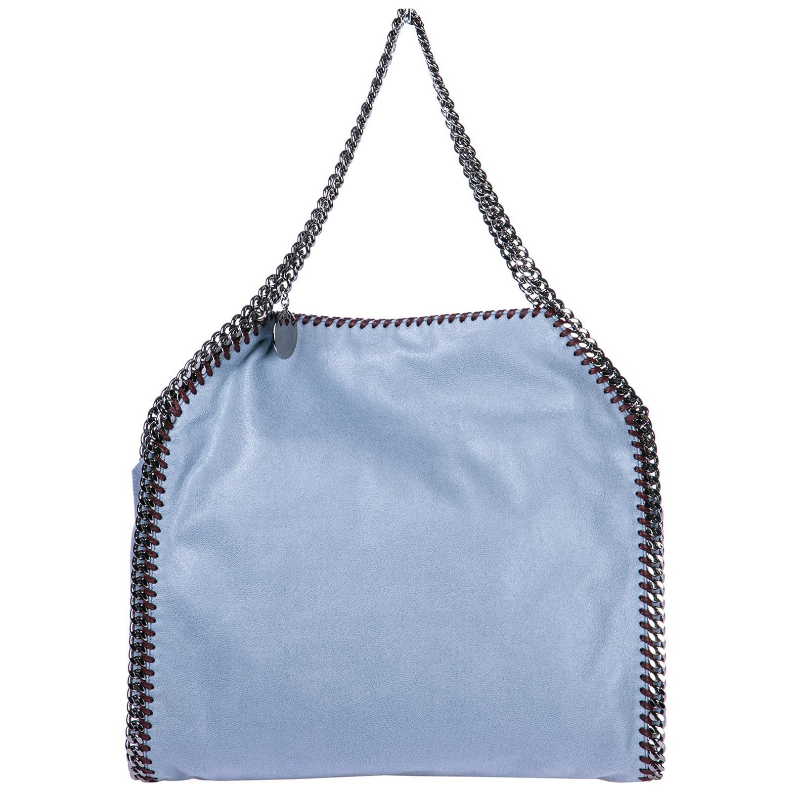 01d2d36eed4f Lyst - Stella McCartney Shoulder Bag Falabella Small Tote shaggy ...