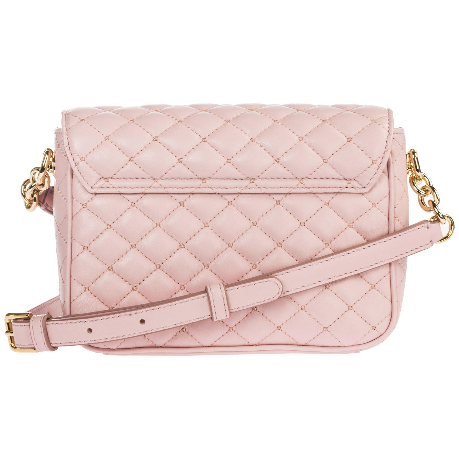40c7d5ff68a0 Dolce   Gabbana - Pink Leather Cross-body Messenger Shoulder Bag Dg  Millennials - Lyst. View fullscreen
